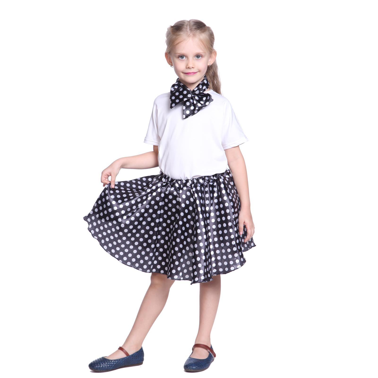 fashion kids girls summer retro 50s 60s rockabilly swing