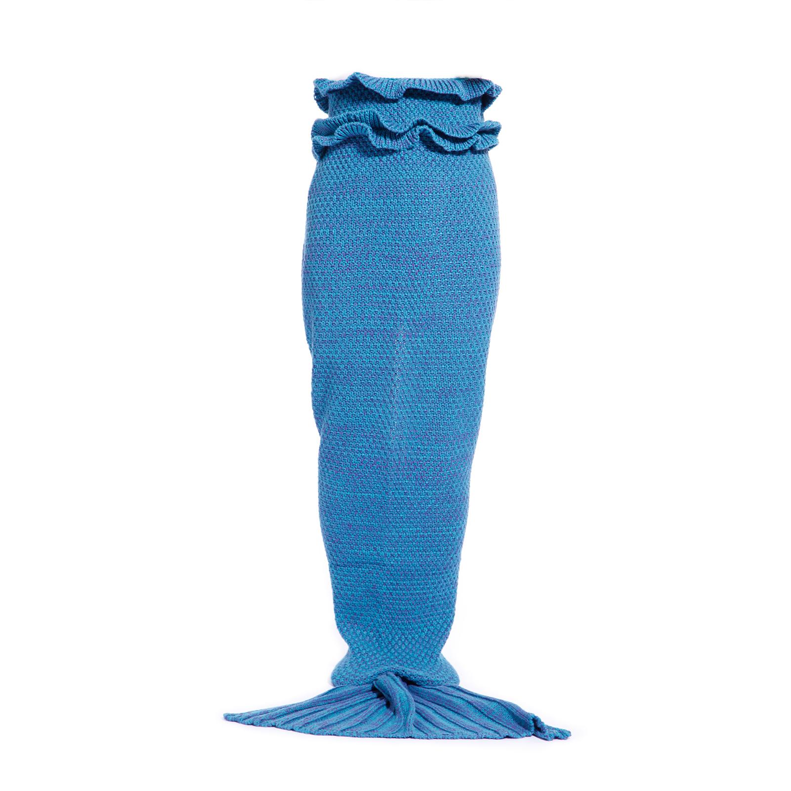 kinder handgefertigte geh kelte meerjungfrau mermaid schwanz decke quilt teppich ebay. Black Bedroom Furniture Sets. Home Design Ideas