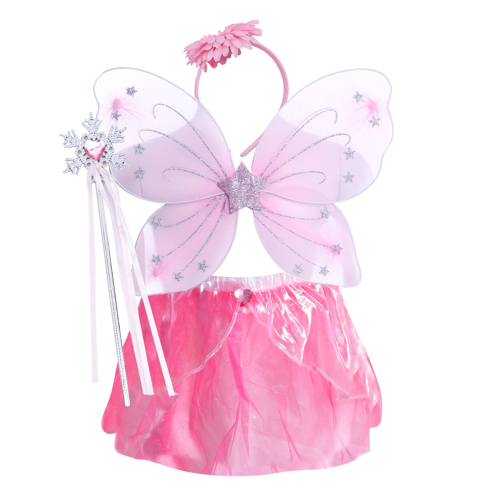 ailes de f e insecte papillon tutu deguisement enfant costume carnaval fille ebay. Black Bedroom Furniture Sets. Home Design Ideas