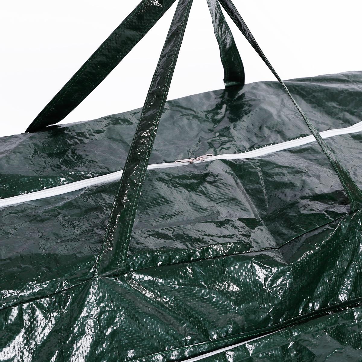 sac de rangement pour sapin de no l sac dechets poubelle de jardin. Black Bedroom Furniture Sets. Home Design Ideas
