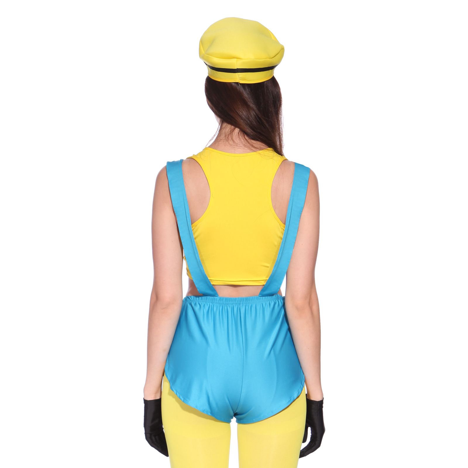 Sexy Minion Despicable Me Helper Group Hen Party Costume ...