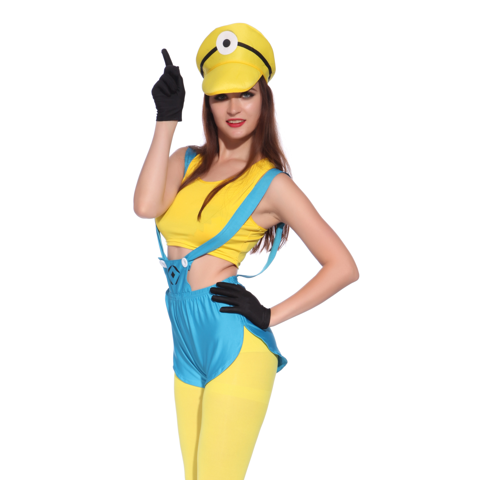 Minions Costume For Women