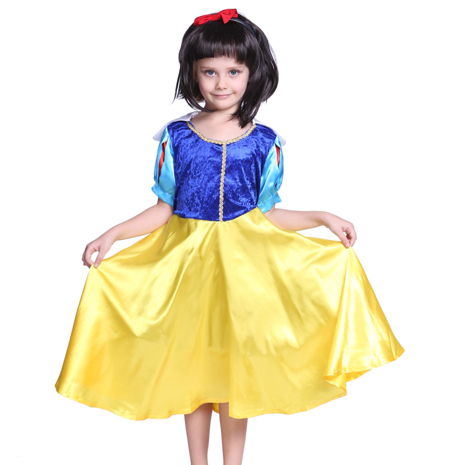 Kid Snow White Wig 41