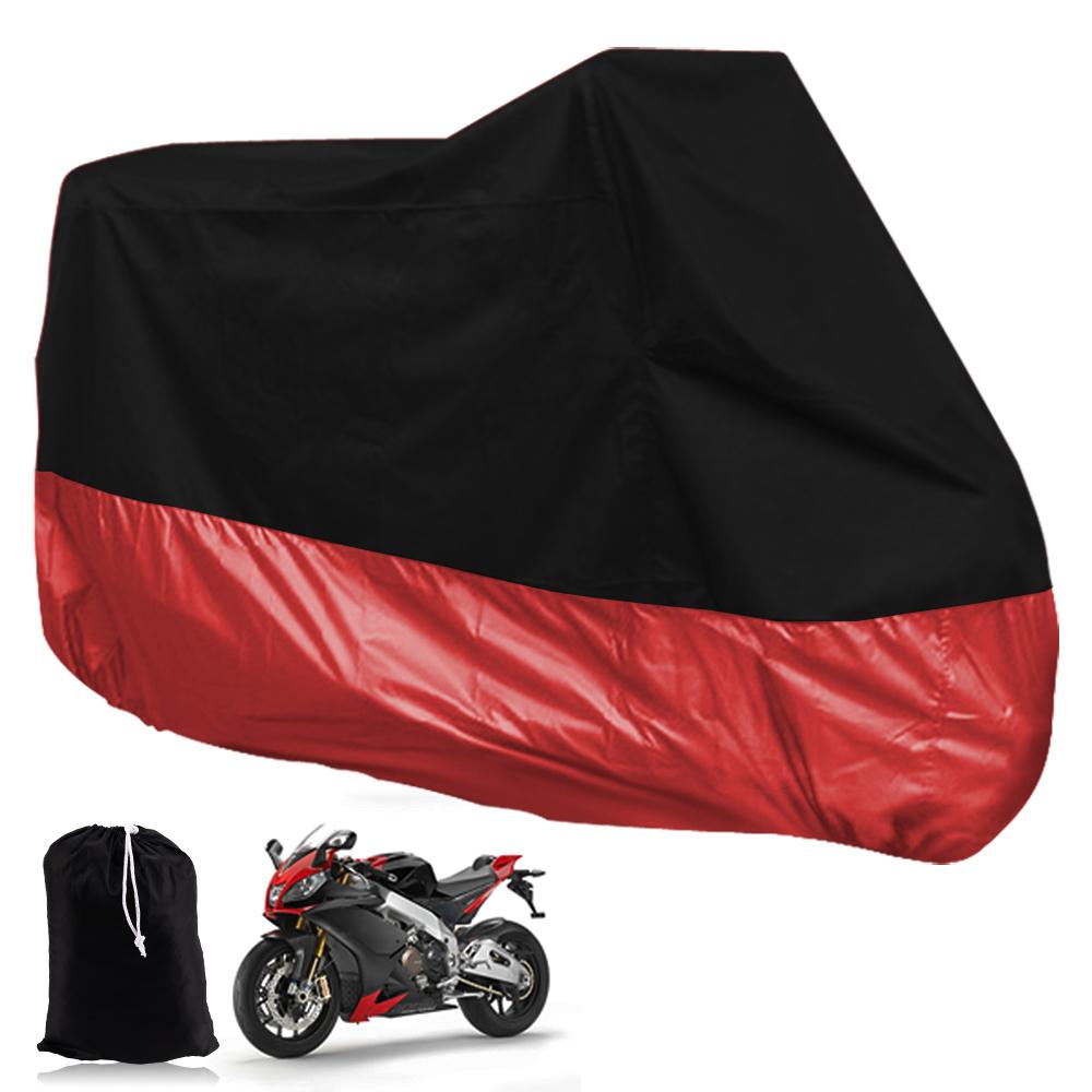 XL Motorrad Roller Abdeckung Deckel Abdeckplane Plane Schutzhülle Cover