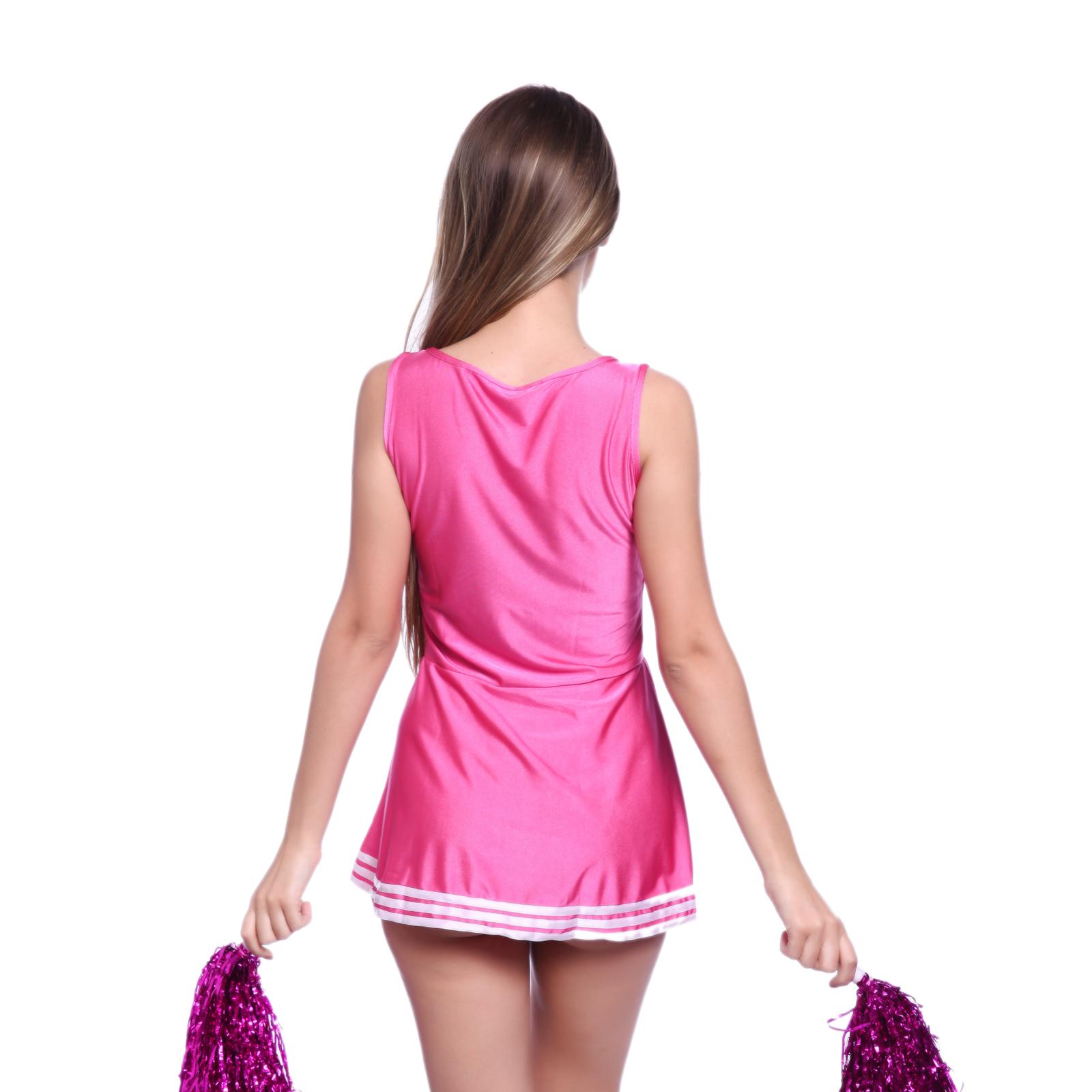 6 colours costume cheerleading
