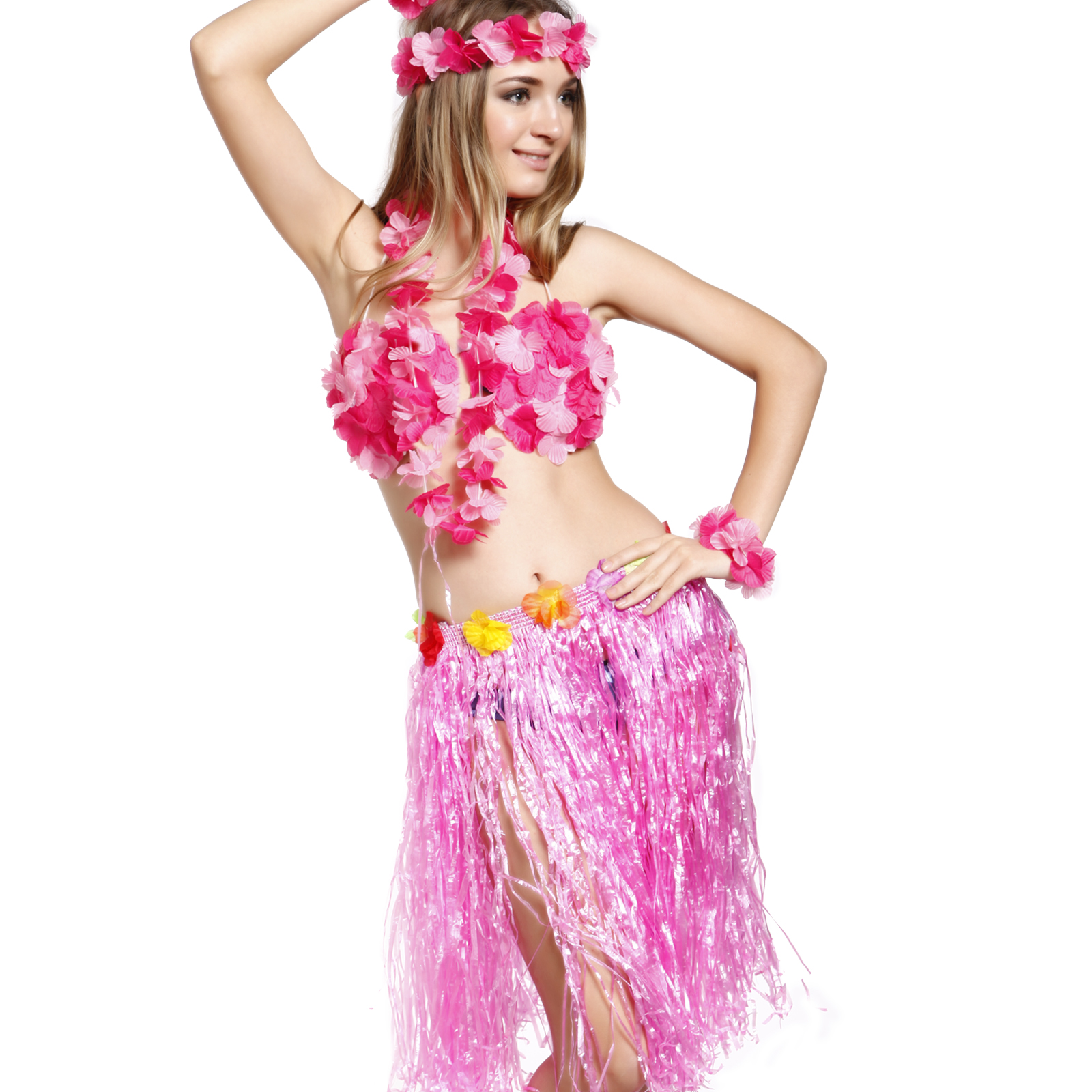 how to make hawaiian costume