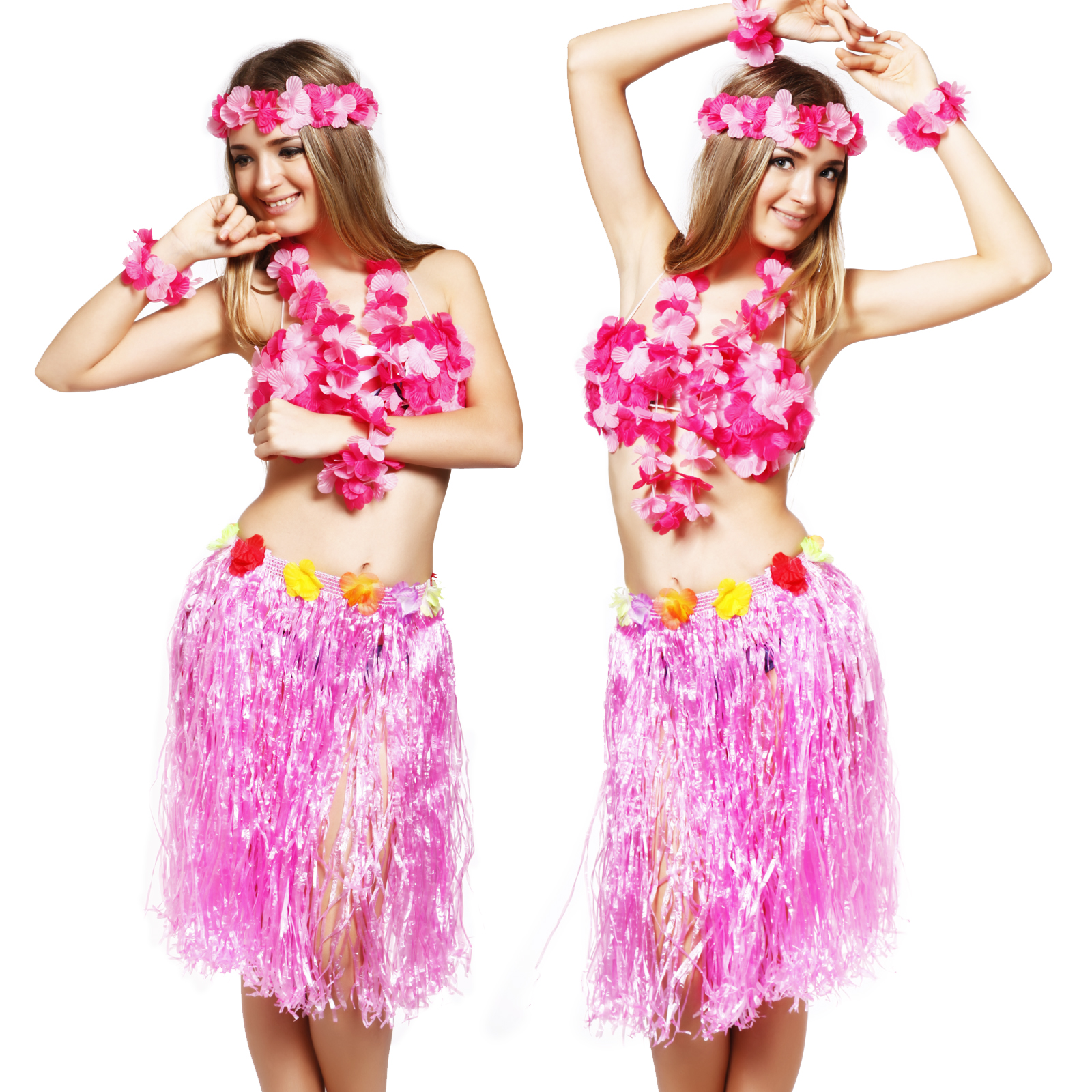 Was Hawaiian hula girls
