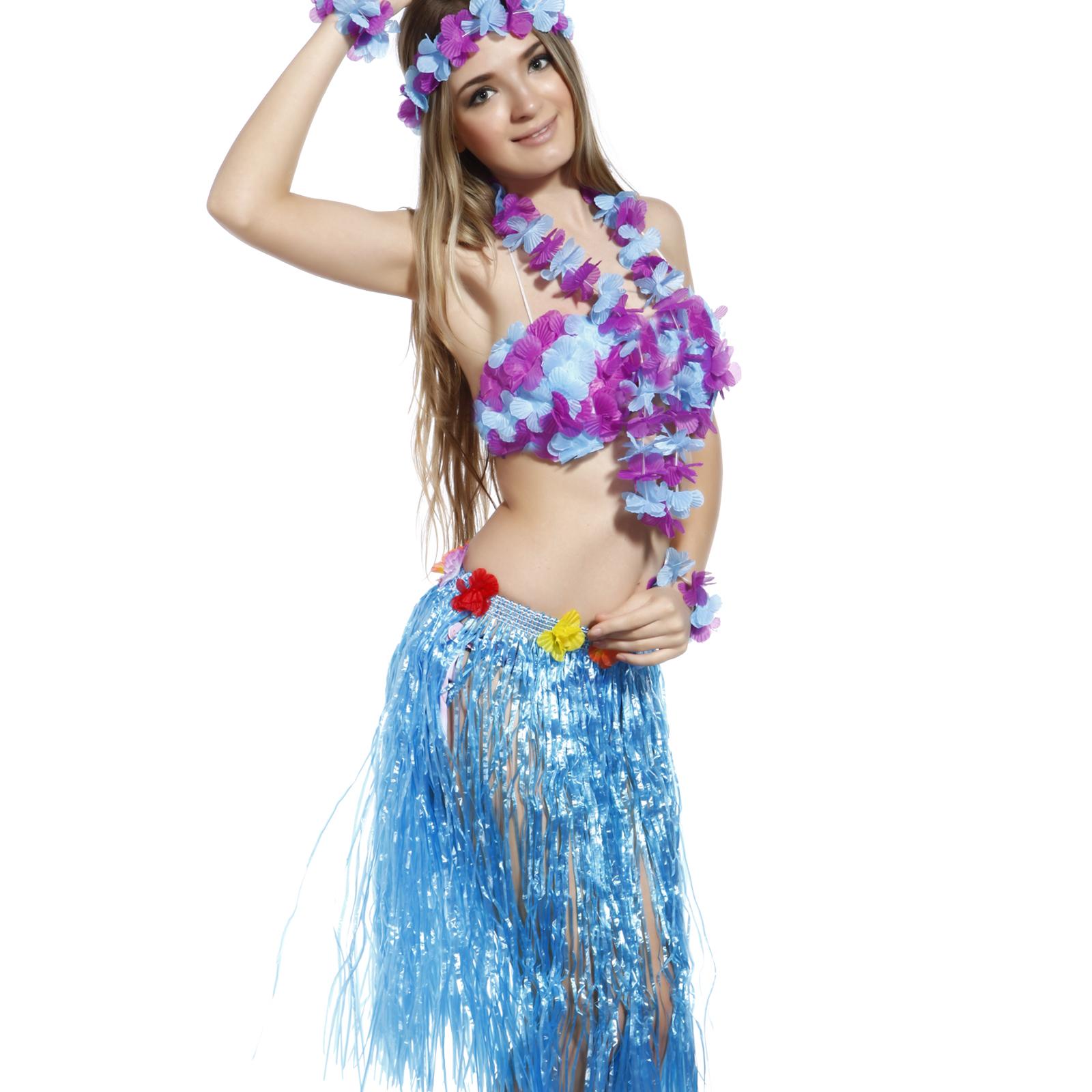 Hawaiian Hula Dress For Women