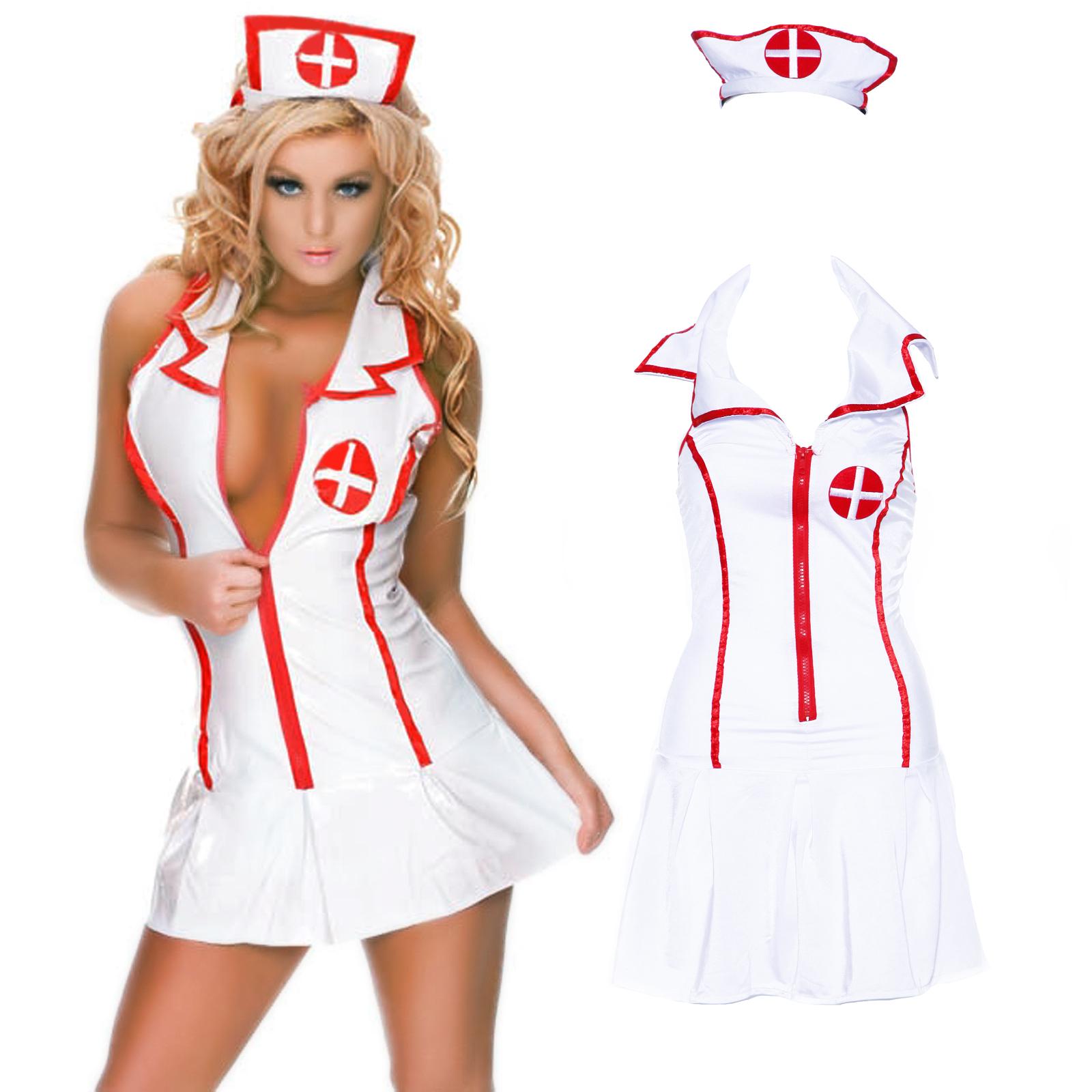 Ролевой костюм медсестры 18 фотография