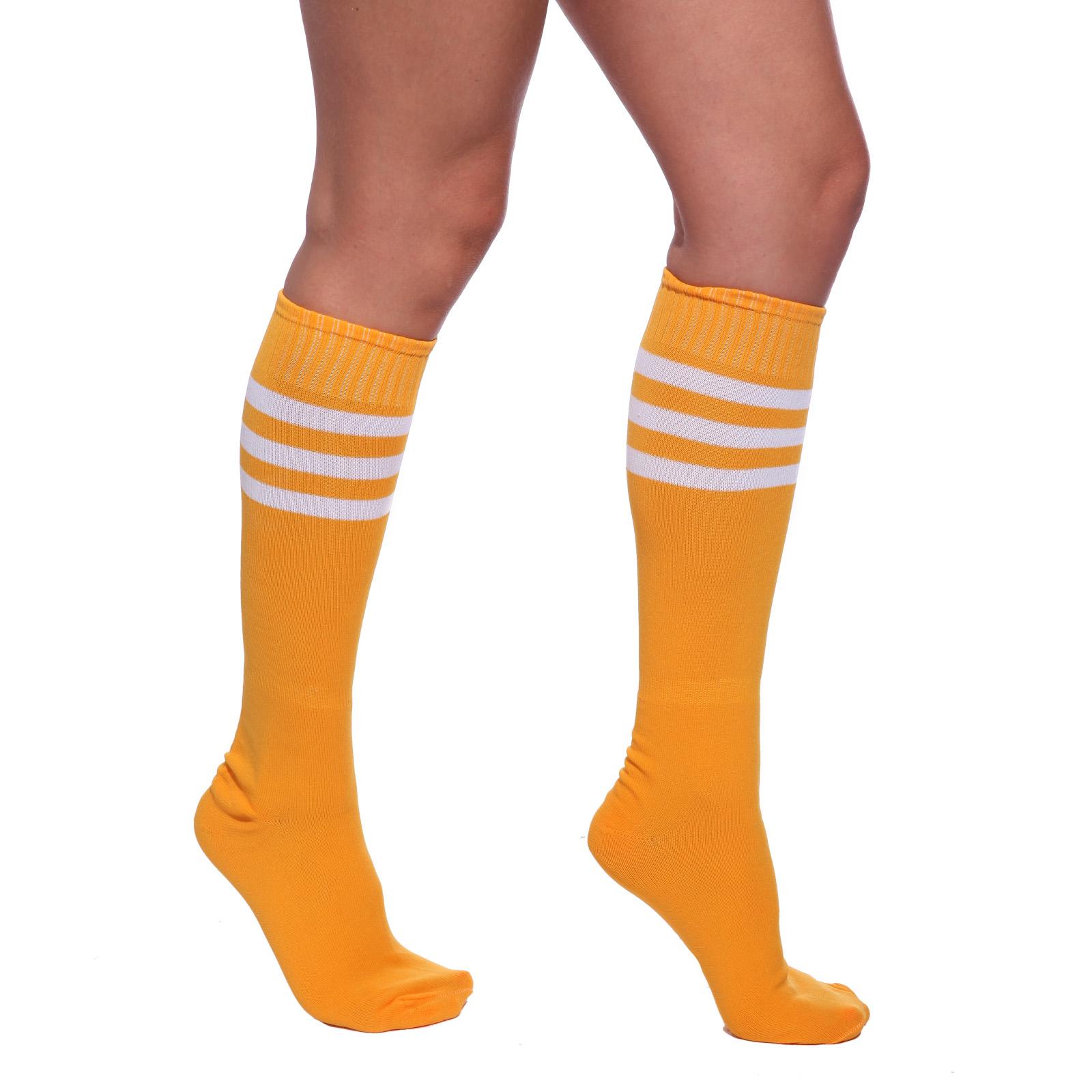 how to wear adult knee socks