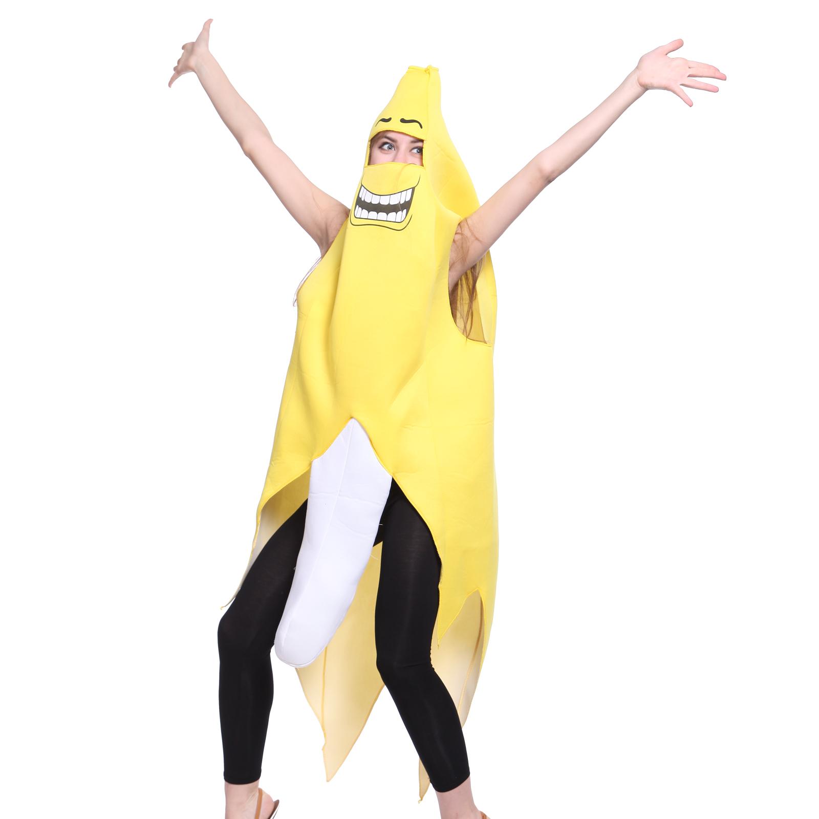 Костюм банана своими руками 8
