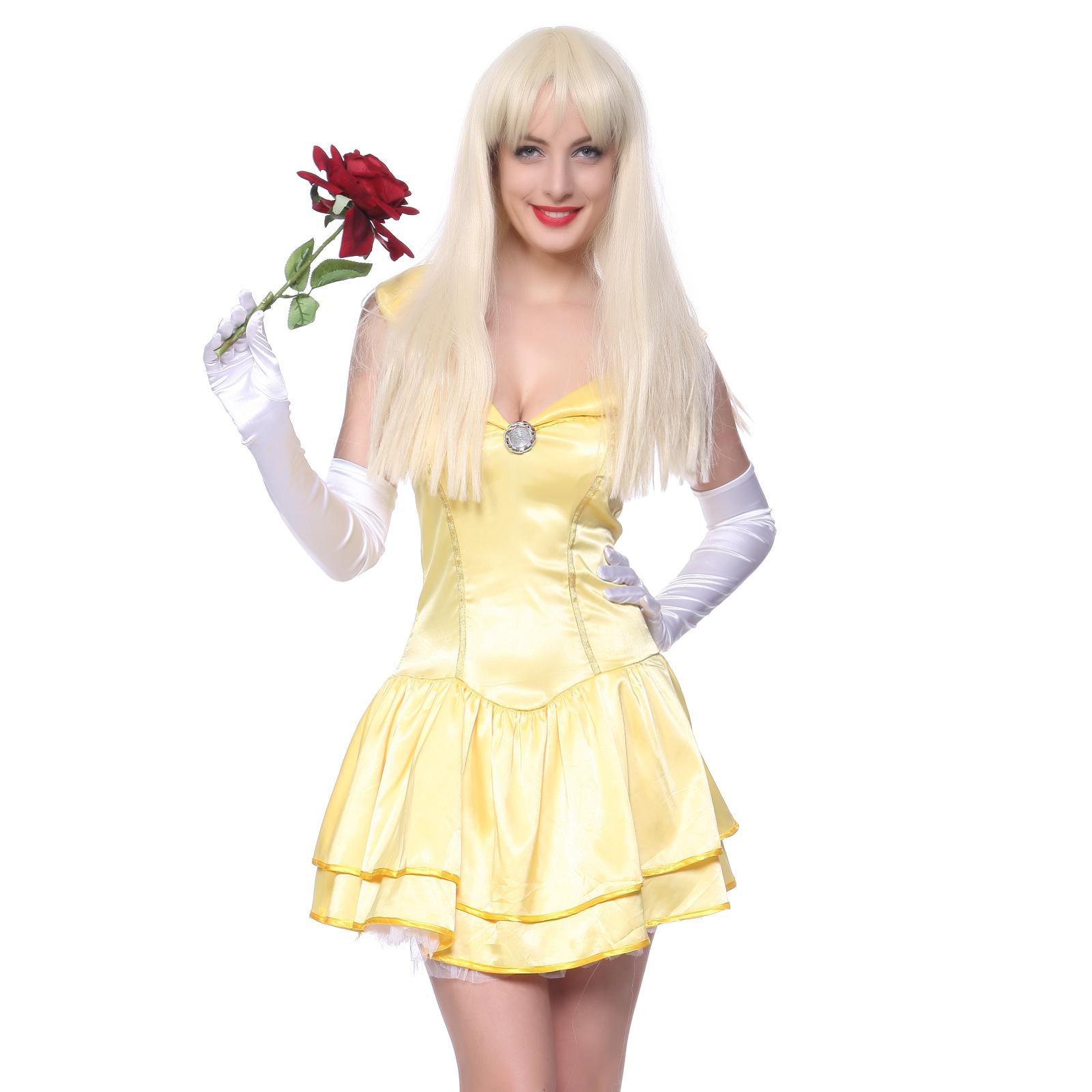 erwachsene prinzessin elfe waldfee fee fairy kost m damen karneval fasching ebay. Black Bedroom Furniture Sets. Home Design Ideas