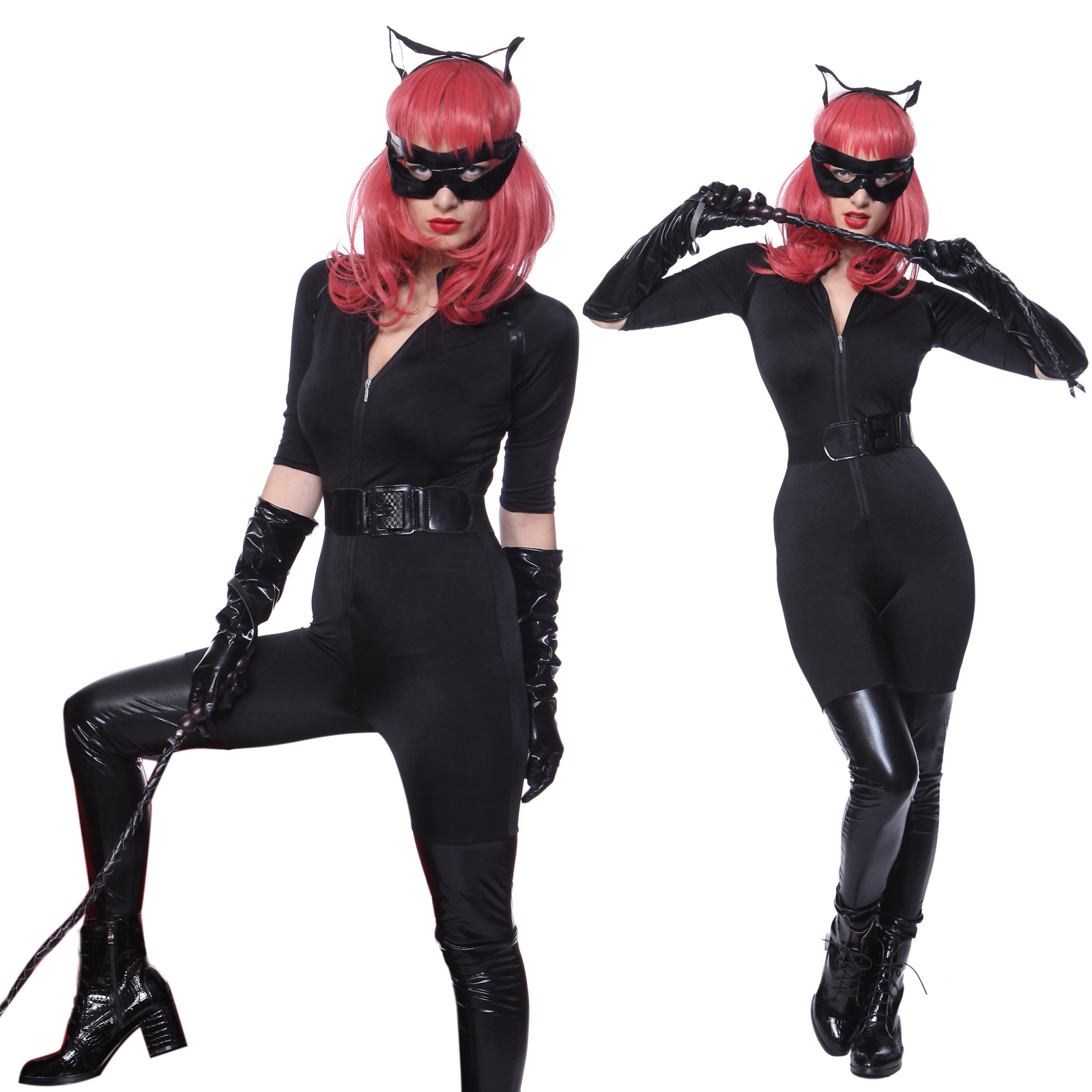 Sexy hot naked catwoman porn images