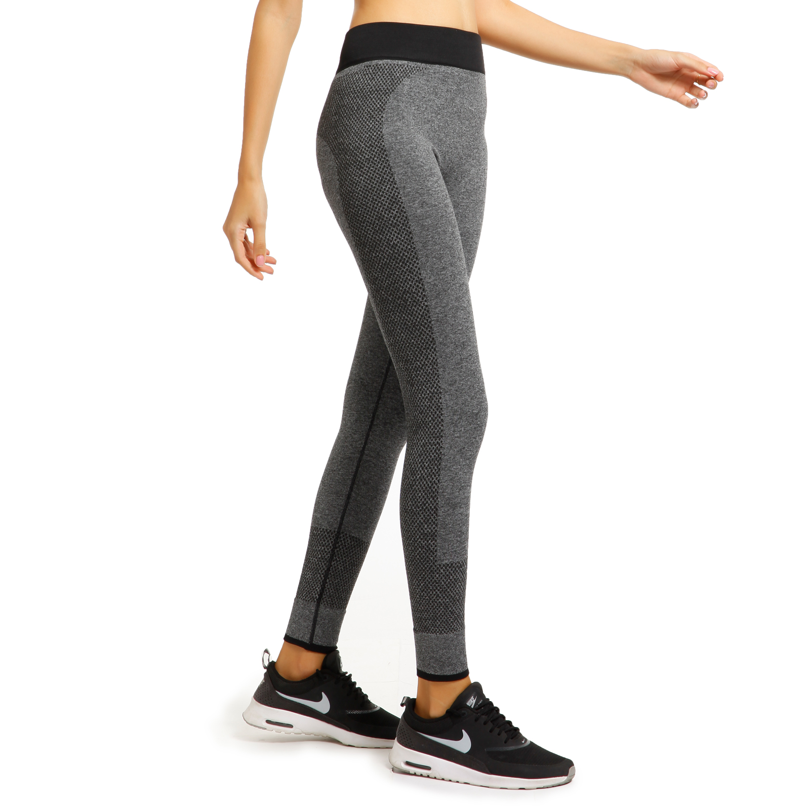 Fitness Leggings Amazon Uk: Womens Push-Up Sport Yoga Running Pants Fitness Gym