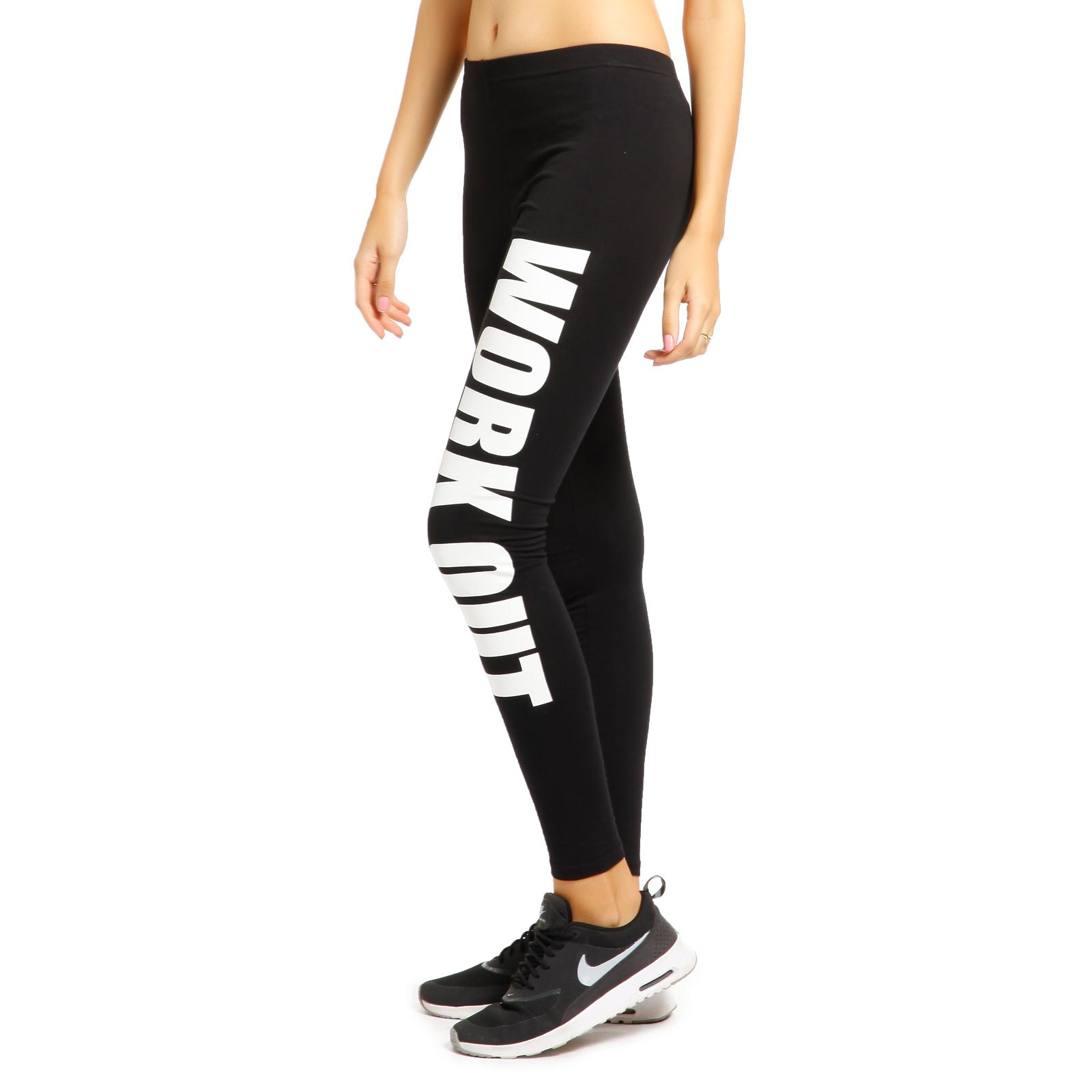 Sexy Push Up Padded VSX Sports Bra Skinny Yoga Pants