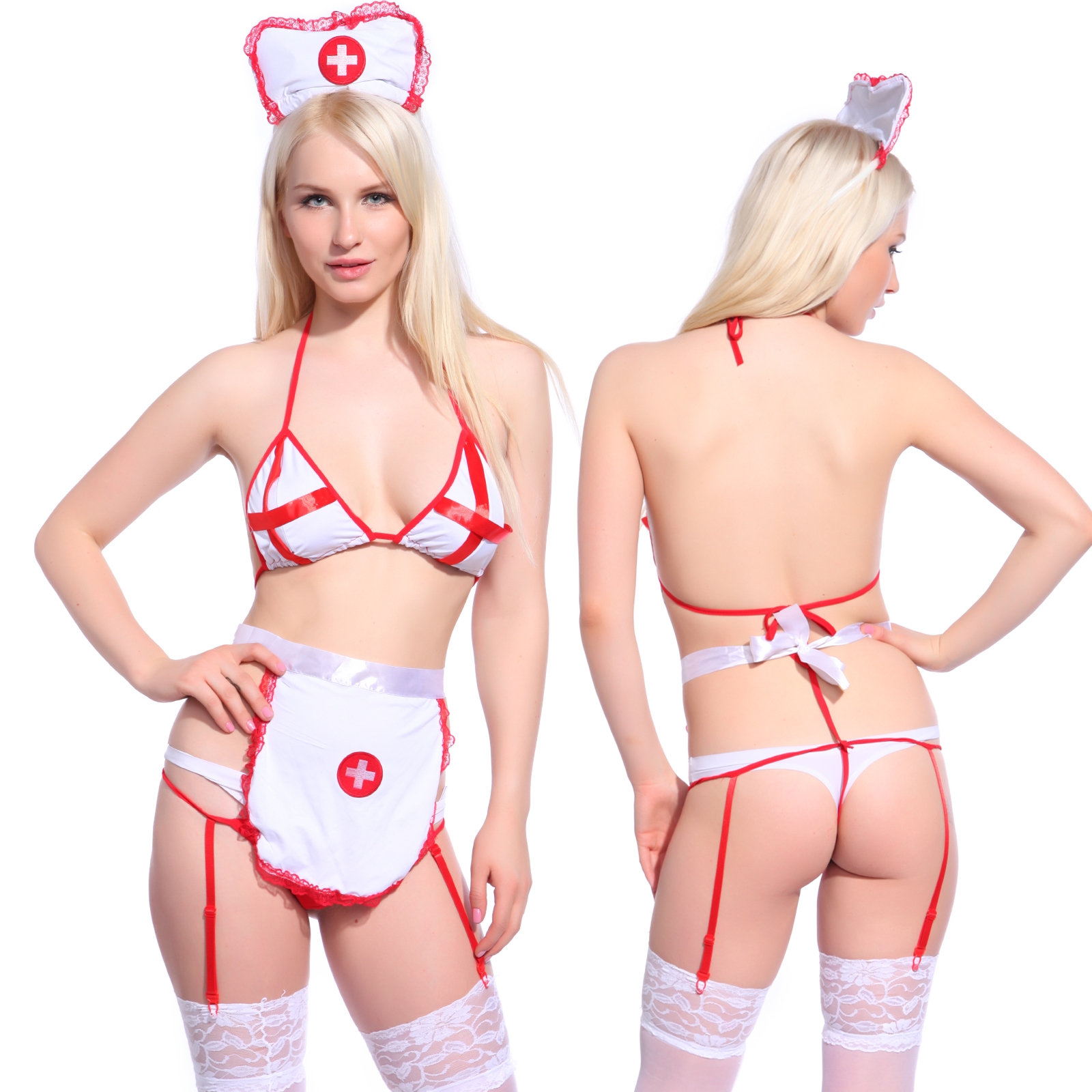 sexy nurse role play