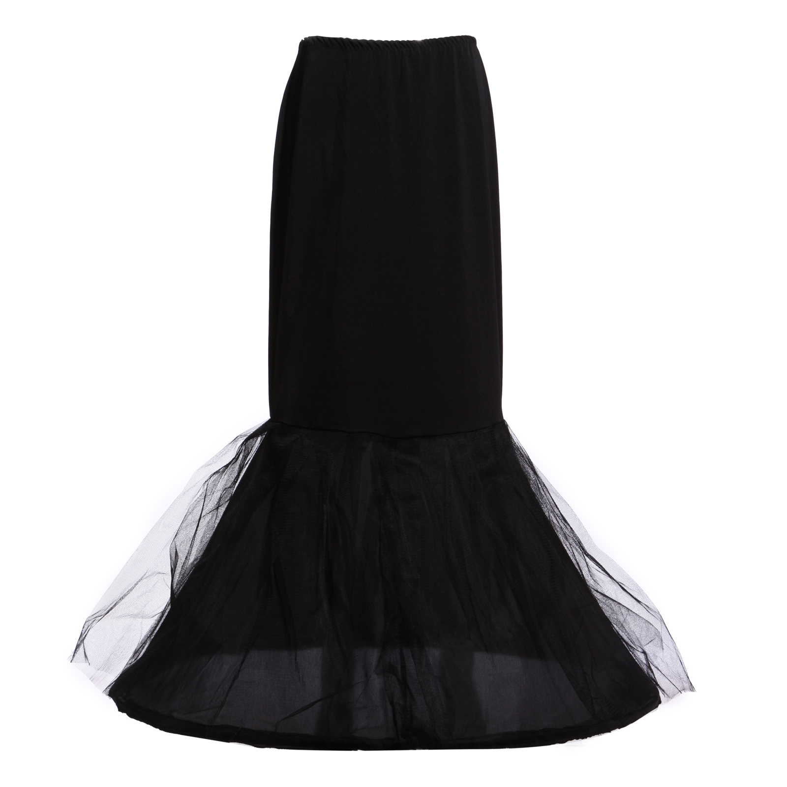 100cm petticoat unterrock f r brautkleid abendkleid. Black Bedroom Furniture Sets. Home Design Ideas