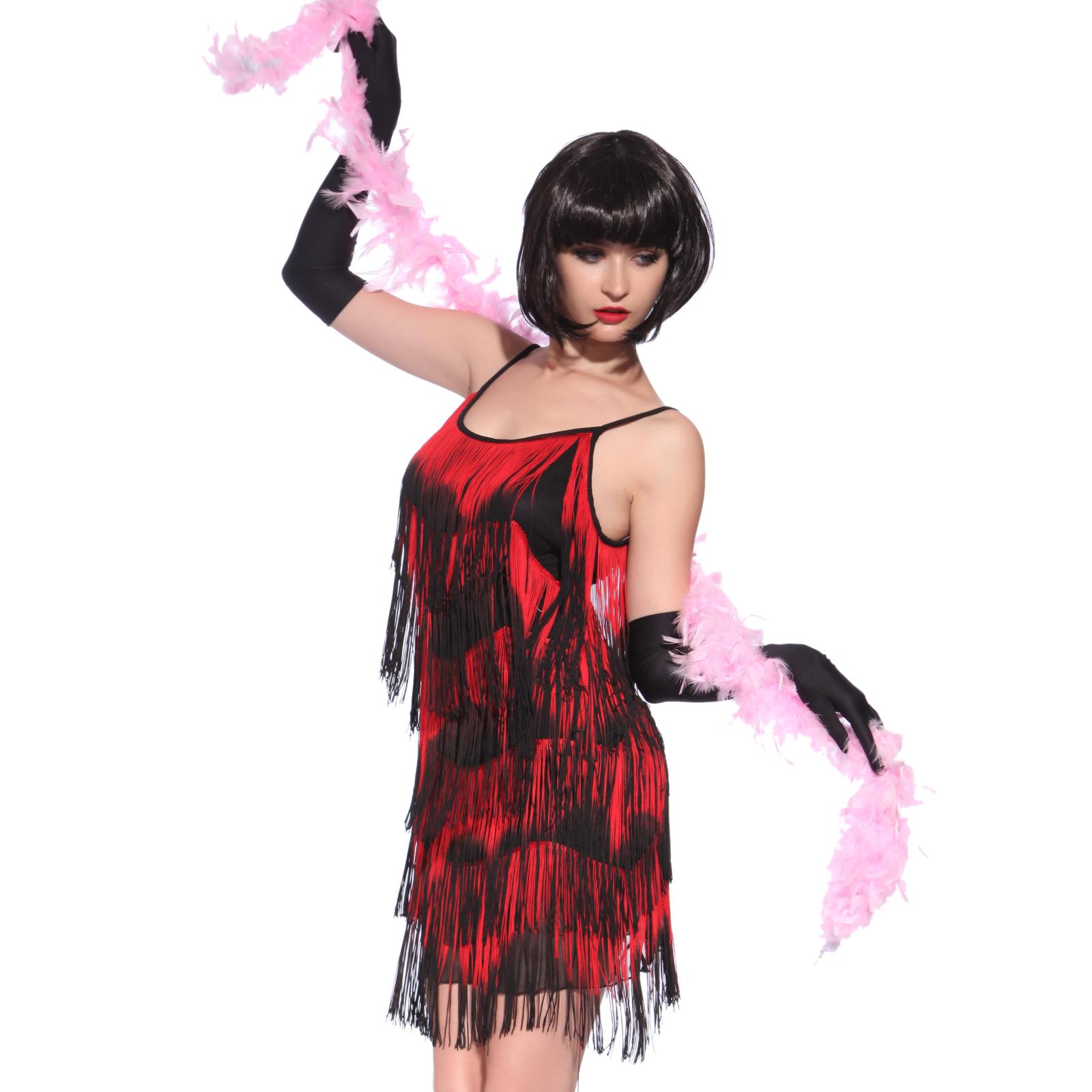 Sexy-Robe-a-Franges-Biton-1920s-30s-Charleston-Gatsby-Disco-Fete-Soiree-Carnaval