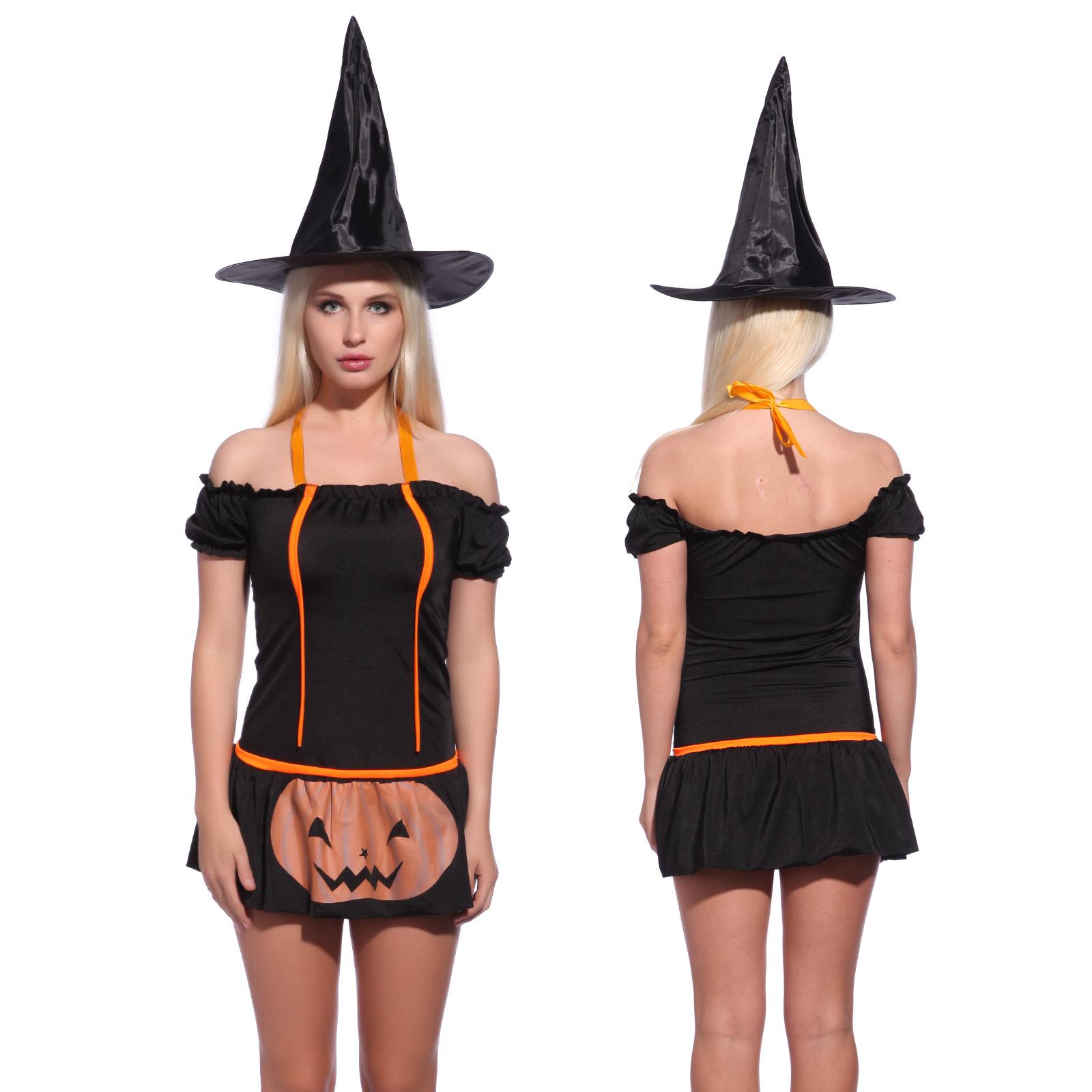 Pumpkin Costume Women