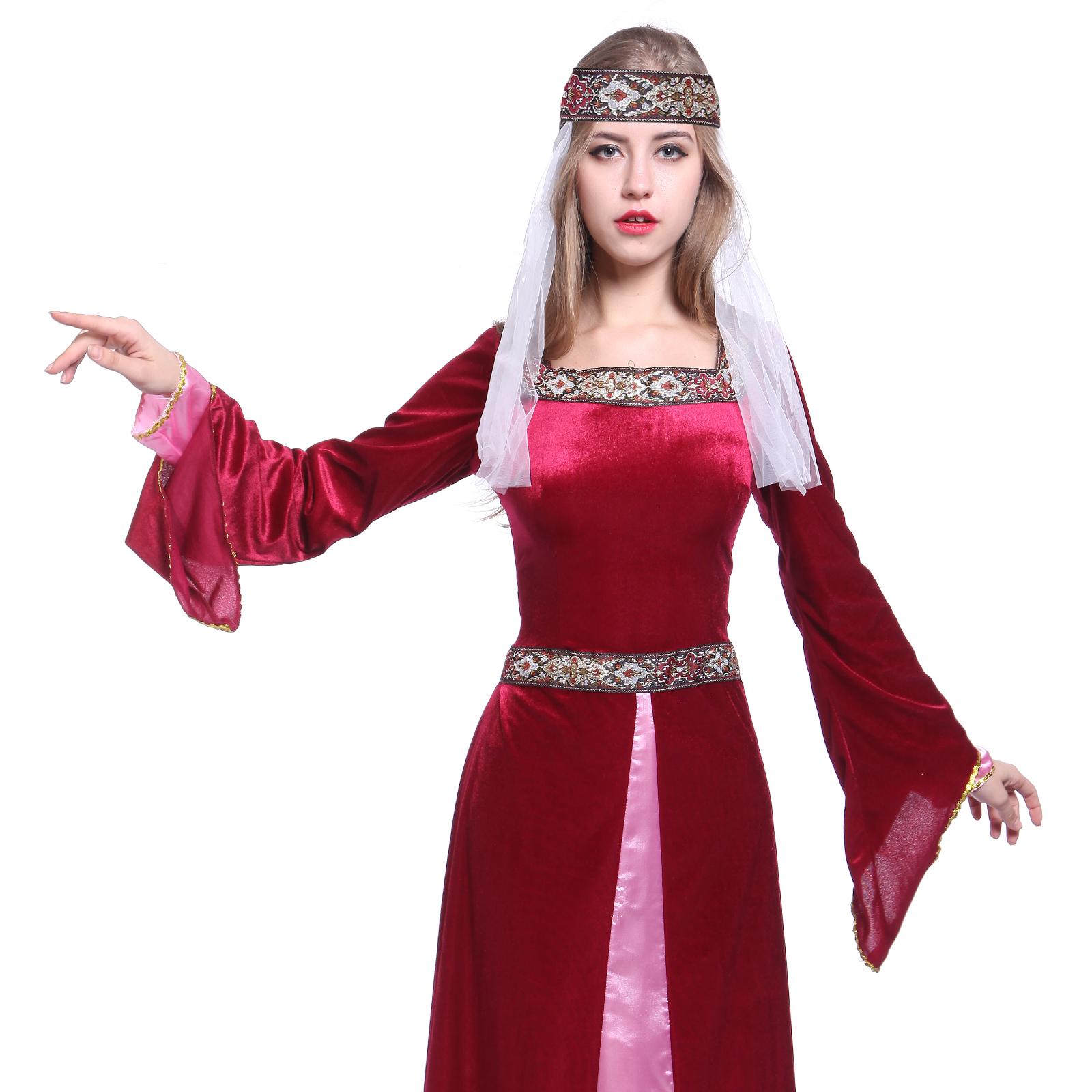 maid marian marion magd robin hood heldin der w lder burgfr ulein tudor kost m ebay. Black Bedroom Furniture Sets. Home Design Ideas