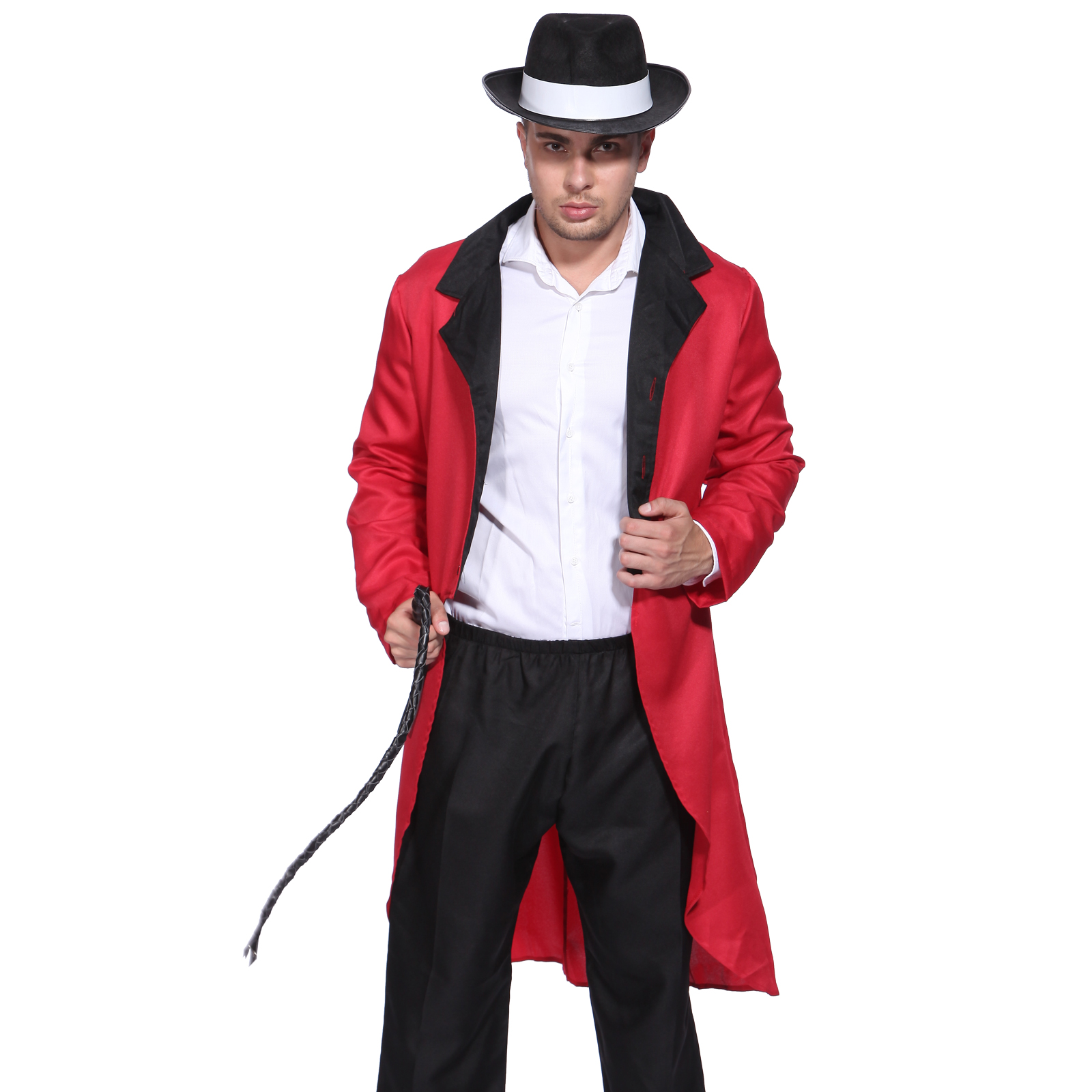 Ladies and gentlemen, boys and girls, children of all ages, get ready for the sassiest costume this Halloween when you walk into the party wearing this Dark Ringmaster Women's Costume! Manage the circus wearing the dress filled with attitude with its flared skirt and sweetheart bodice accented by a /5(6).