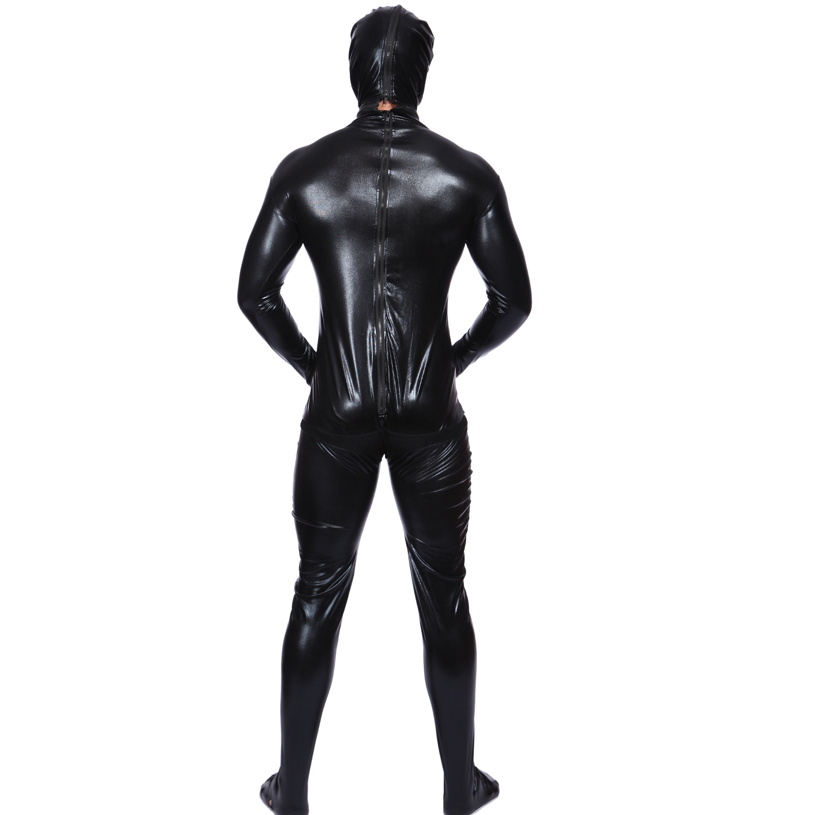 ebony mens fetish costume