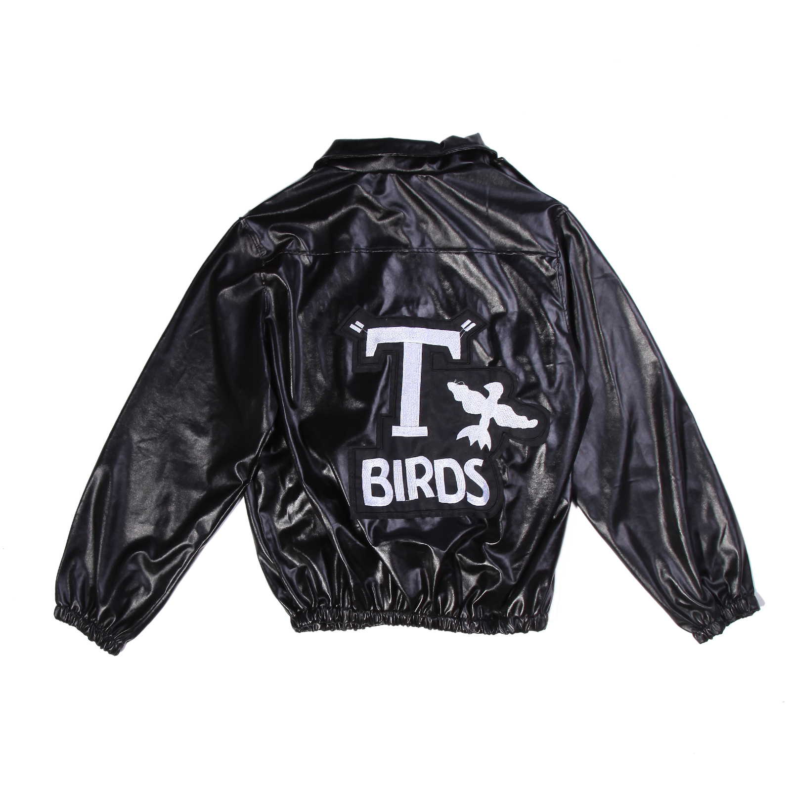 50er jahre grease t birds jacke herren kost m karneval. Black Bedroom Furniture Sets. Home Design Ideas