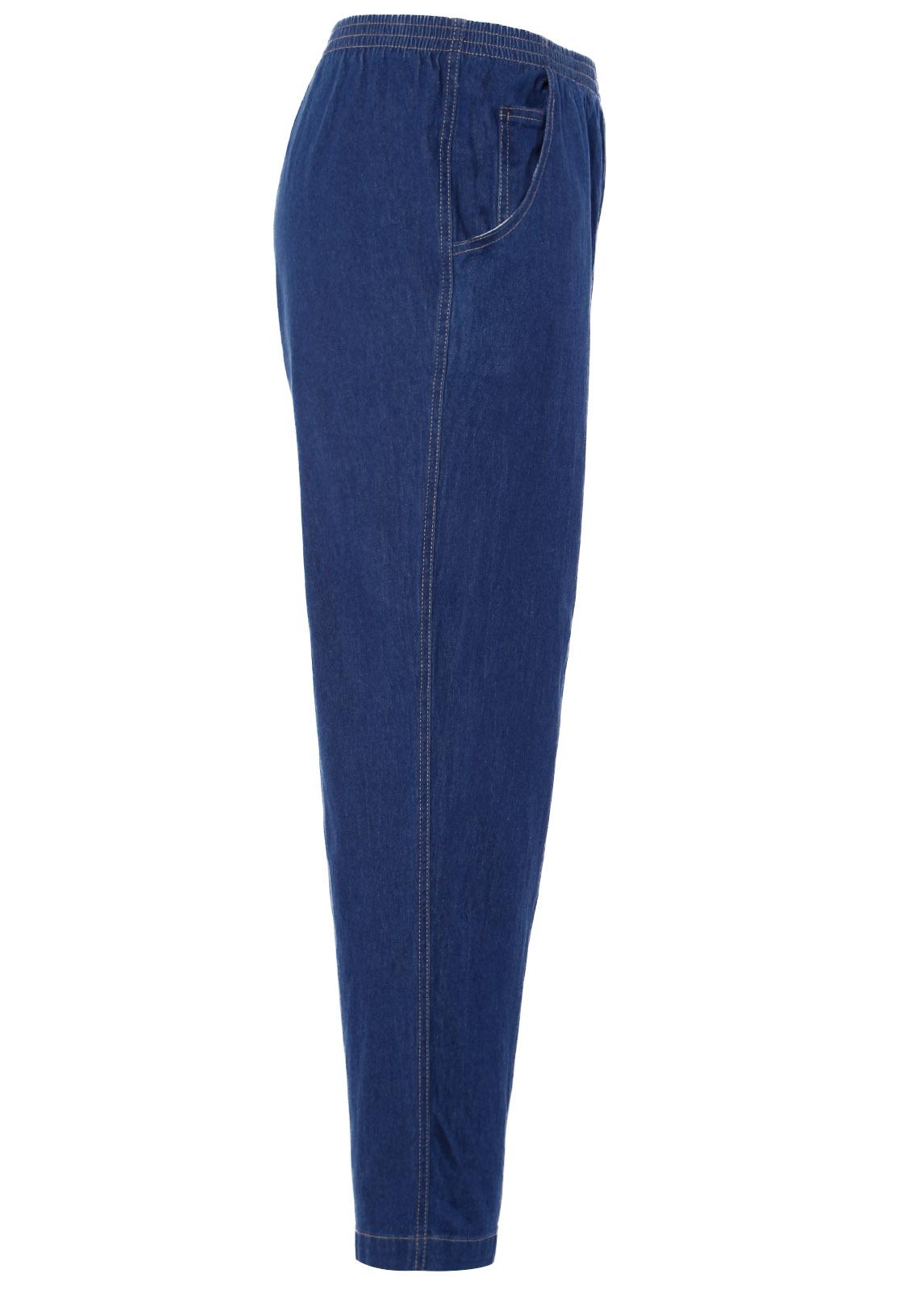 Wonderful Koret Womens Ladies High Waist Denim Elastic Waist Jeans Slim Fit Pant