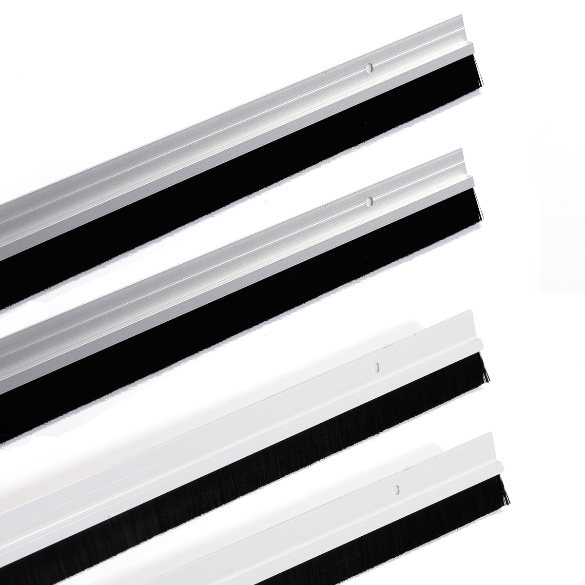 garage door brush strip draught excluder excluders seal. Black Bedroom Furniture Sets. Home Design Ideas