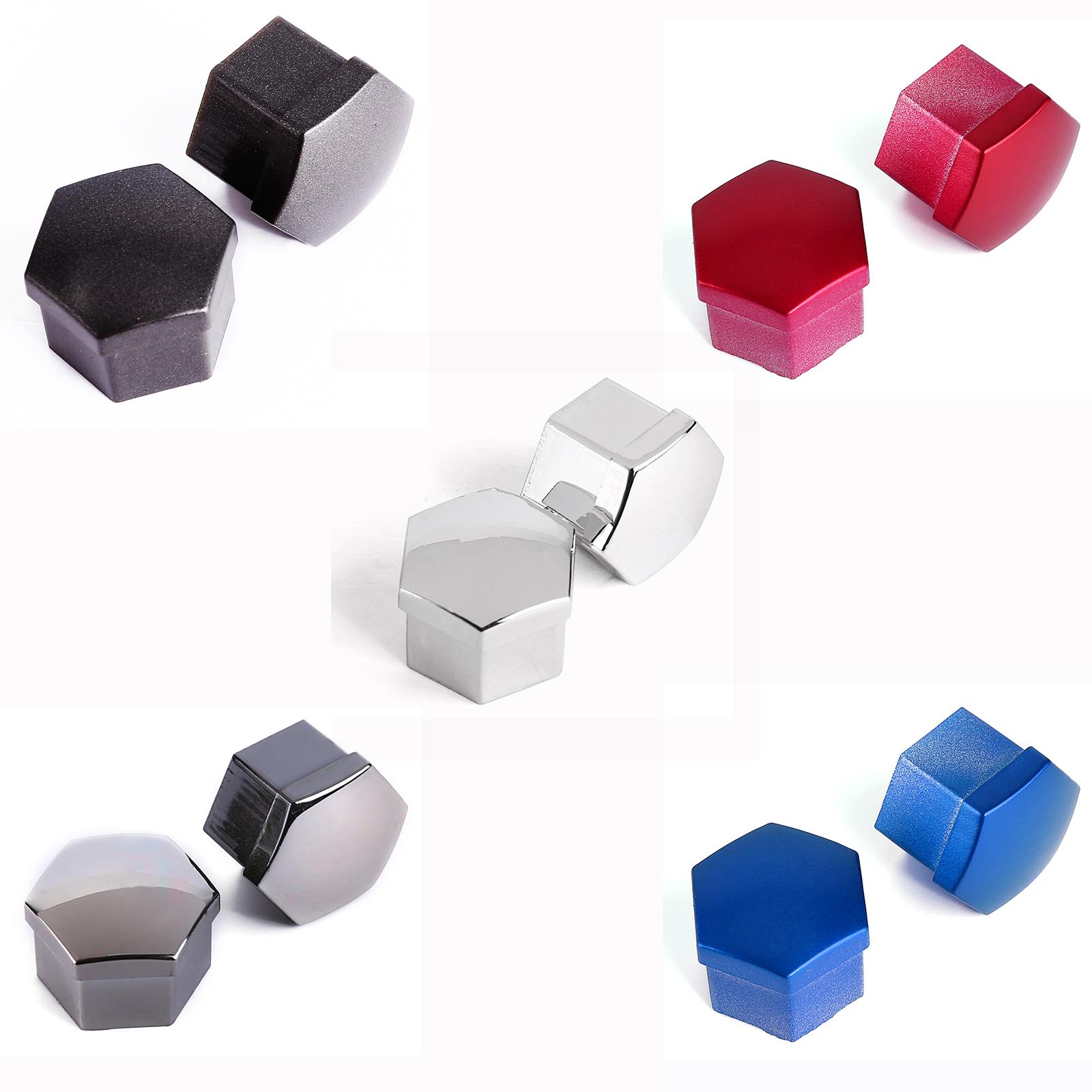 abdeckkappen set f r 17mm 19mm radschrauben inkl montagezange kappen 21tlg ebay. Black Bedroom Furniture Sets. Home Design Ideas