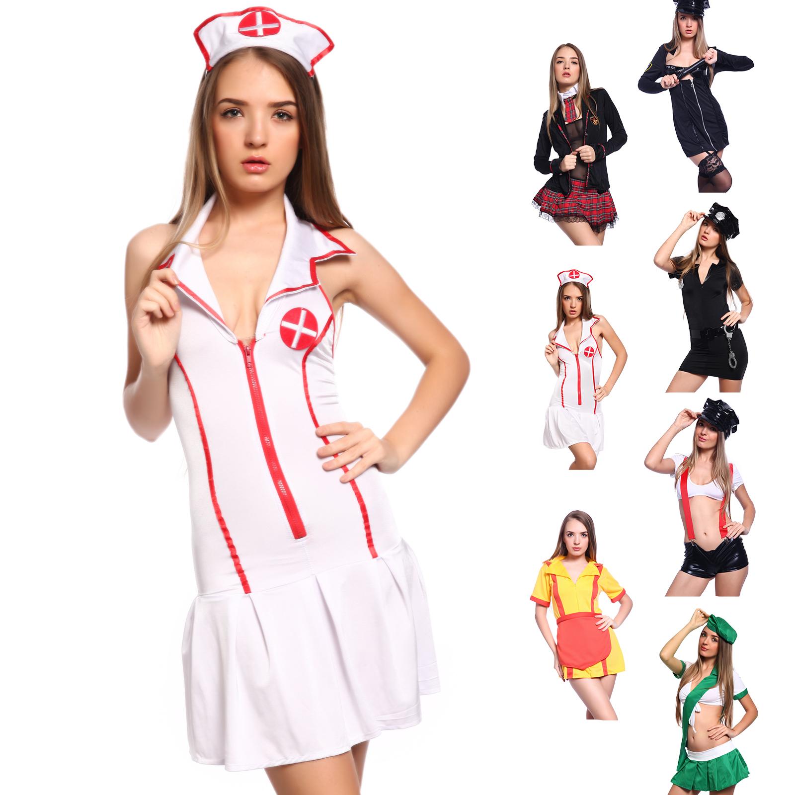 Halloween School Girl Costume