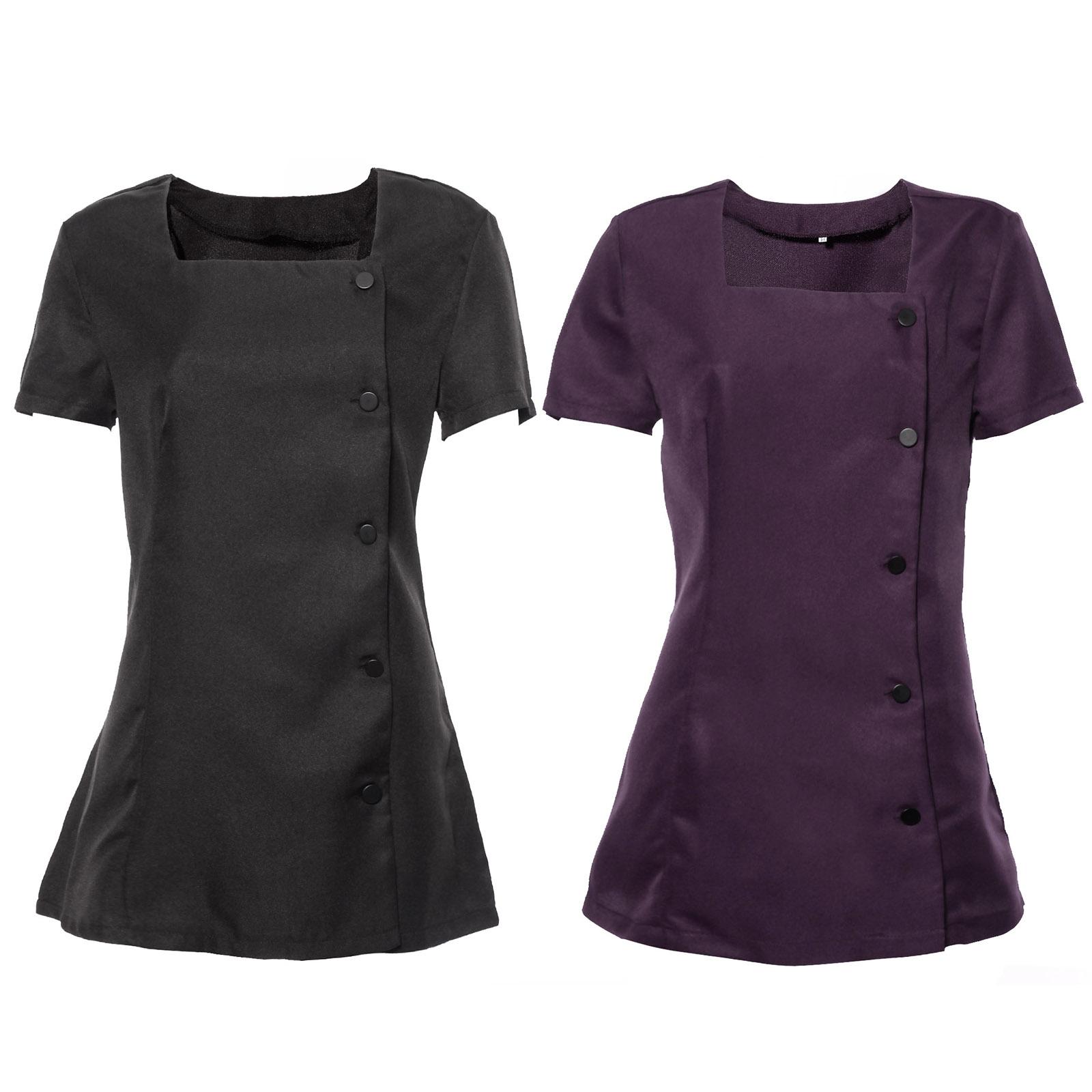 damen profi pflege schlupfkasack berufsbekleidung kittel sonderverkauf 2 farben ebay. Black Bedroom Furniture Sets. Home Design Ideas