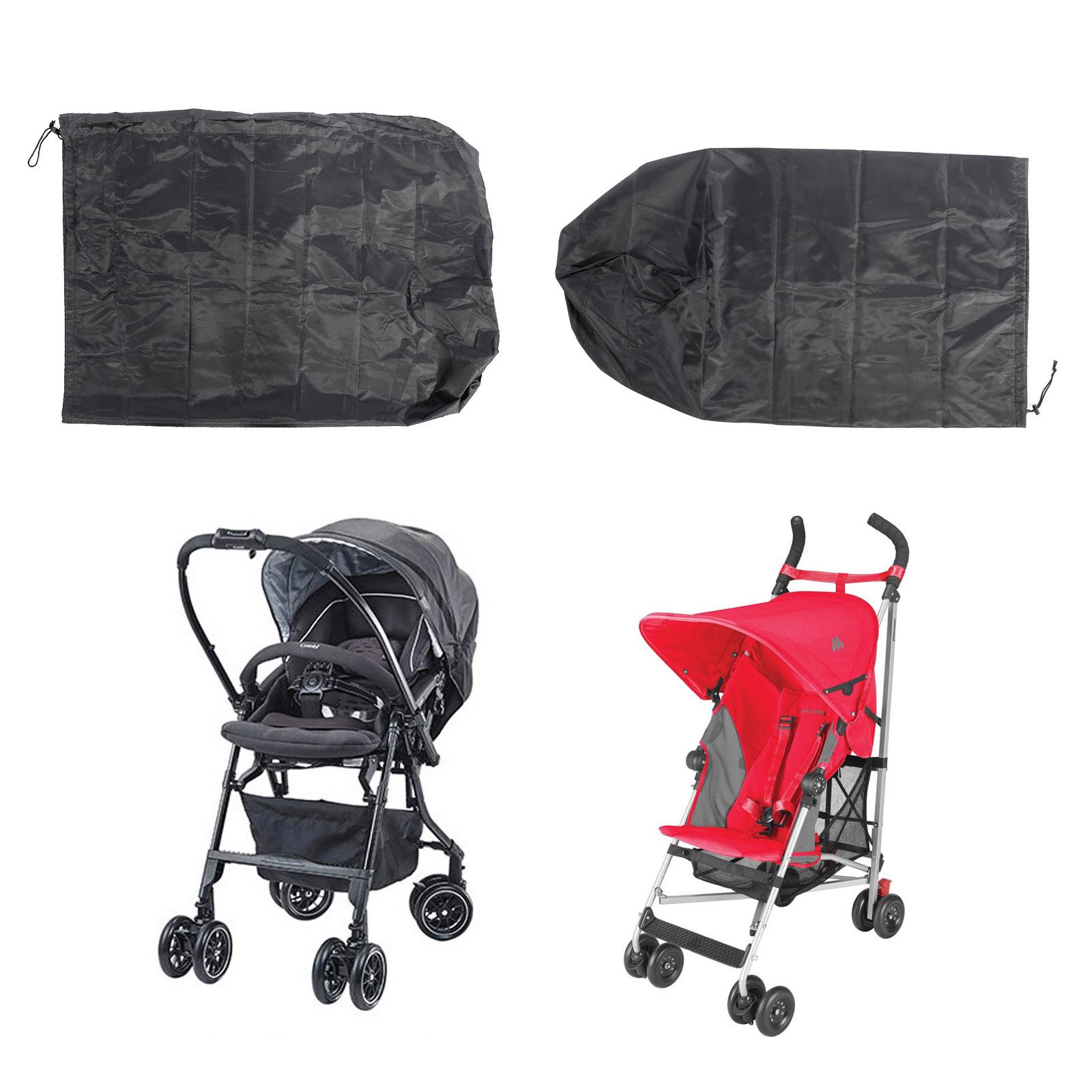 Gate Check Pram Travel Bag Umbrella Stroller Pushchair