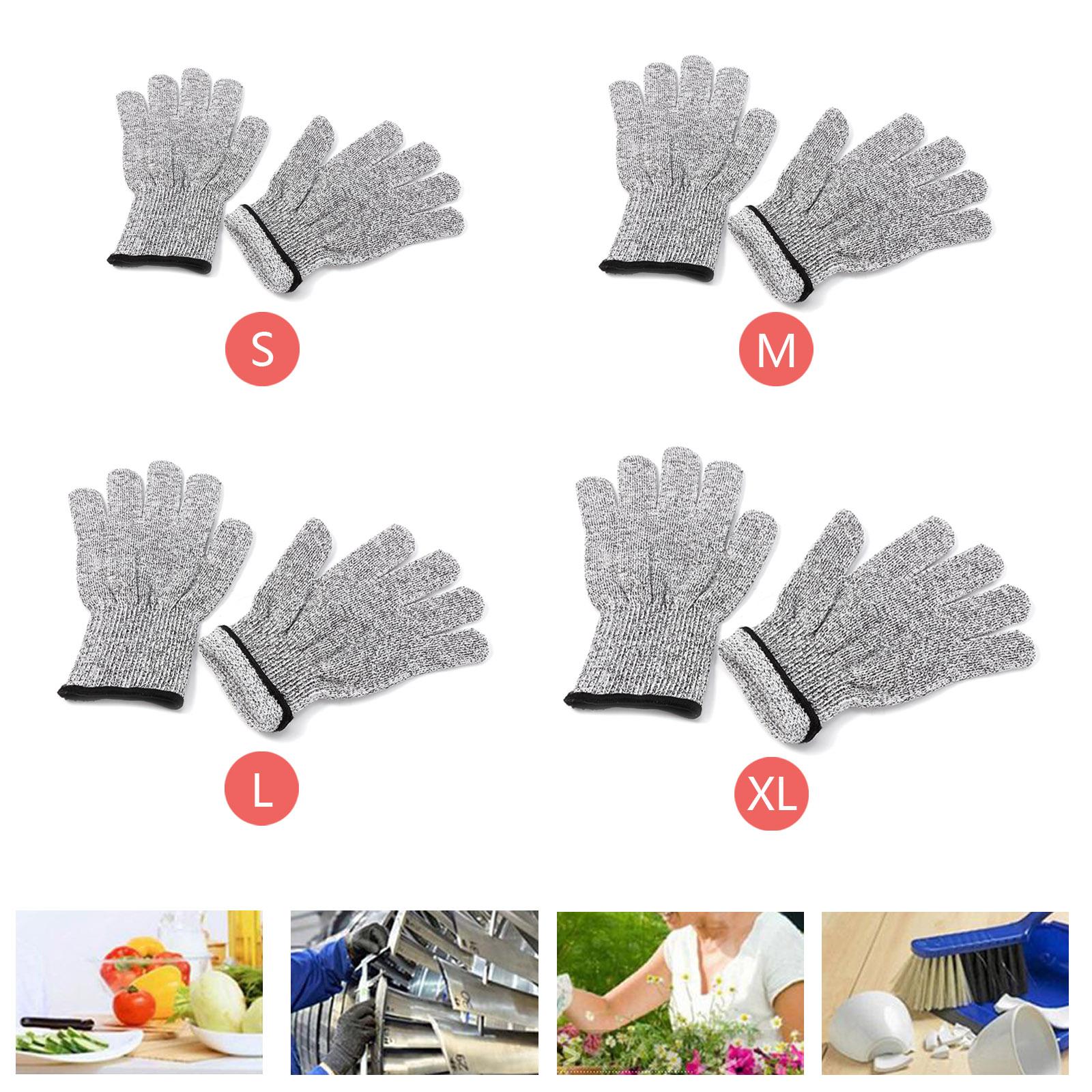 Schnittfeste schnittschutzhandschuhe arbeit kuchen level 5 for Schnittschutzhandschuhe küche