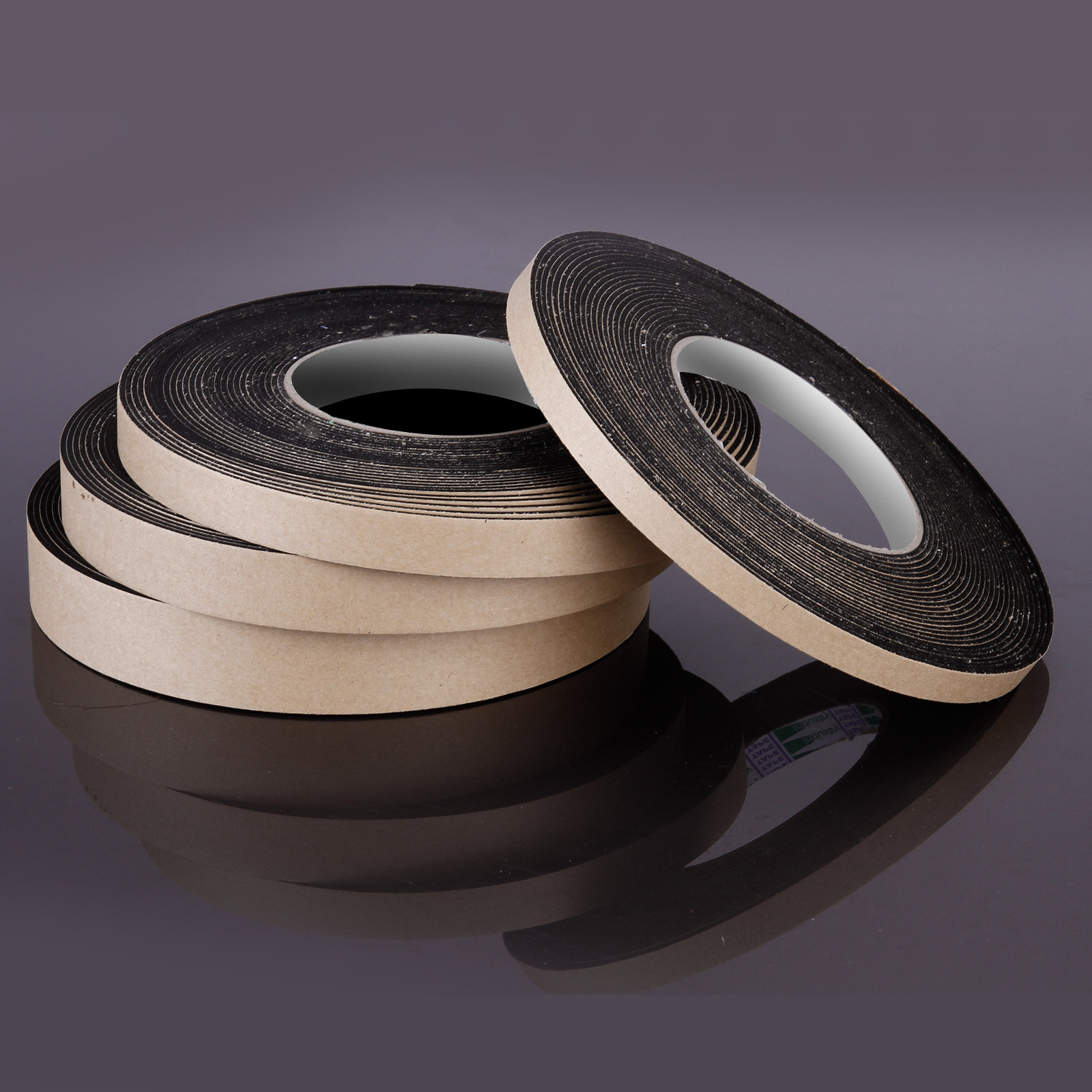 zellkautschuk einseitig selbstklebend 10m rolle moosgummi. Black Bedroom Furniture Sets. Home Design Ideas