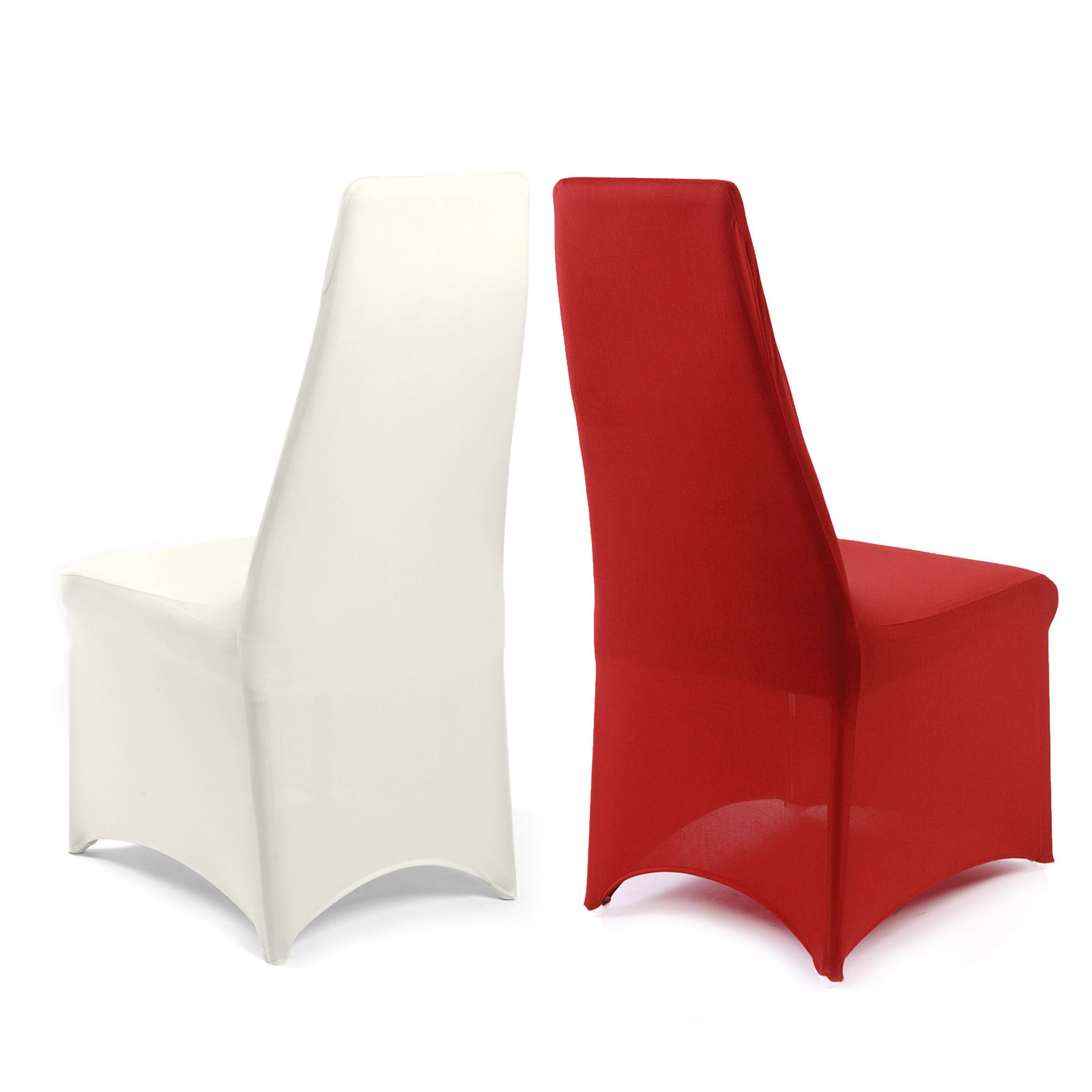 stuhlhussen stretch universell stuhl berzug stuhlbezug hussen hochzeit 1 100st ebay. Black Bedroom Furniture Sets. Home Design Ideas