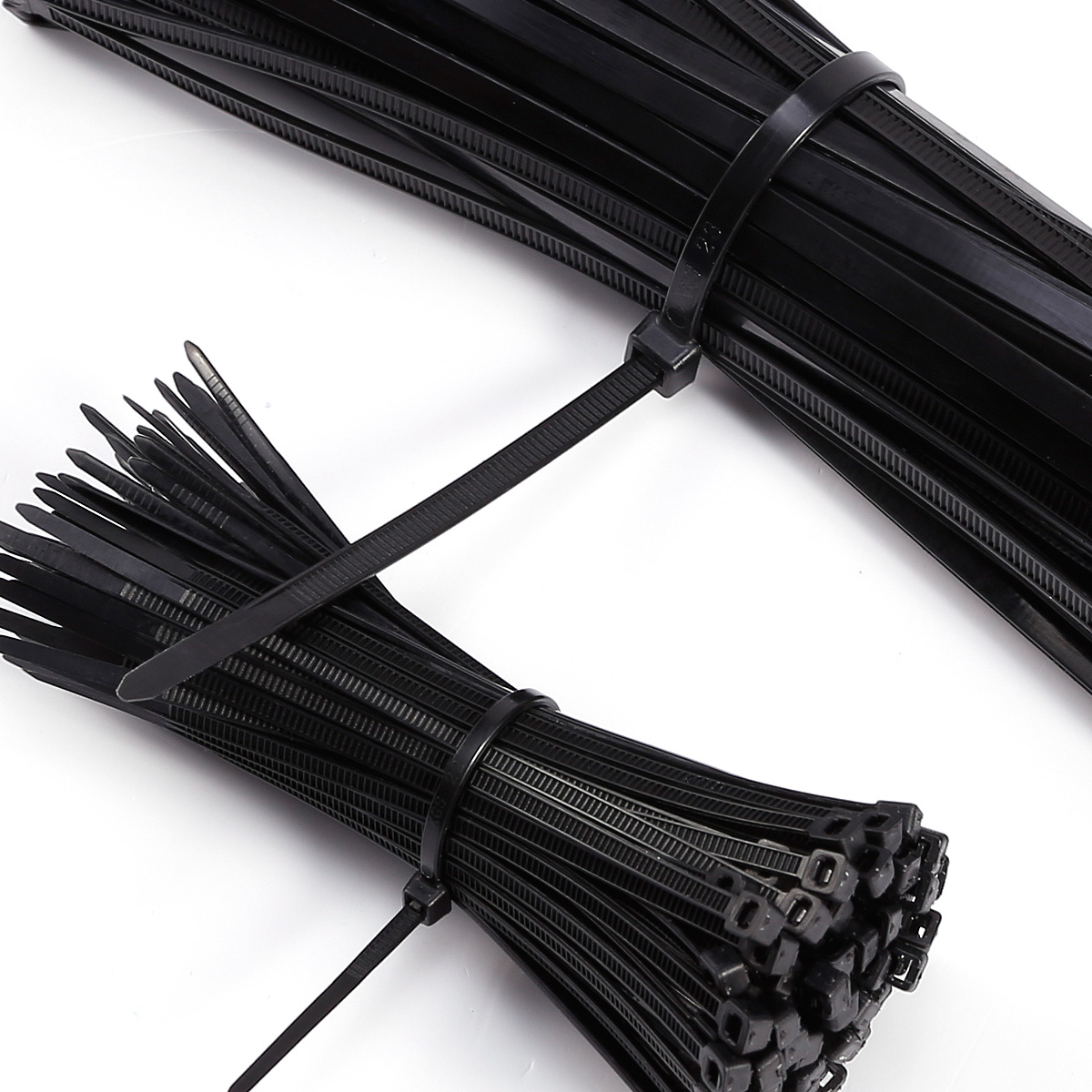 Cable Tie Wraps : Nylon cable ties heavy duty extra large long and wide tie