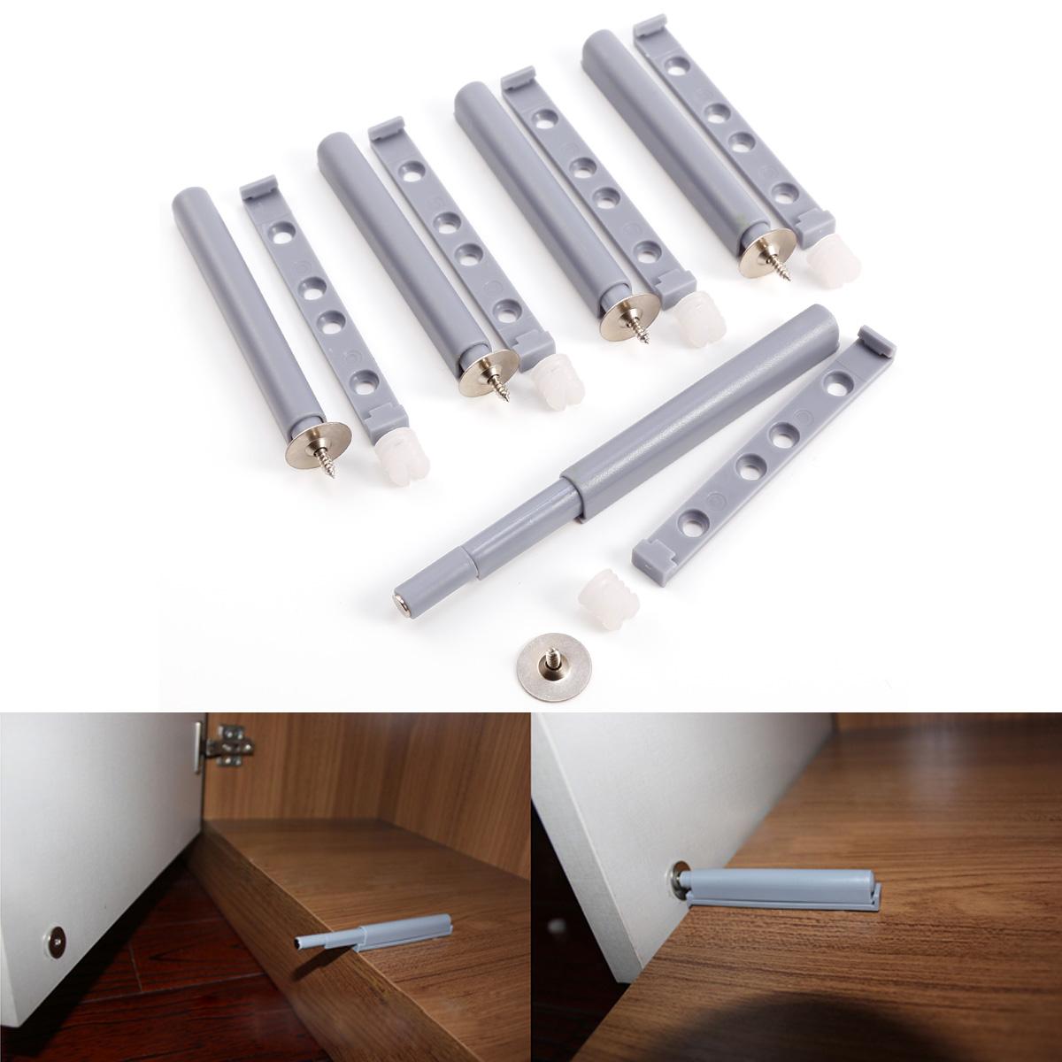 5x touche loquet magn tique amortisseur poussez pour for Radio pour ouvrir porte
