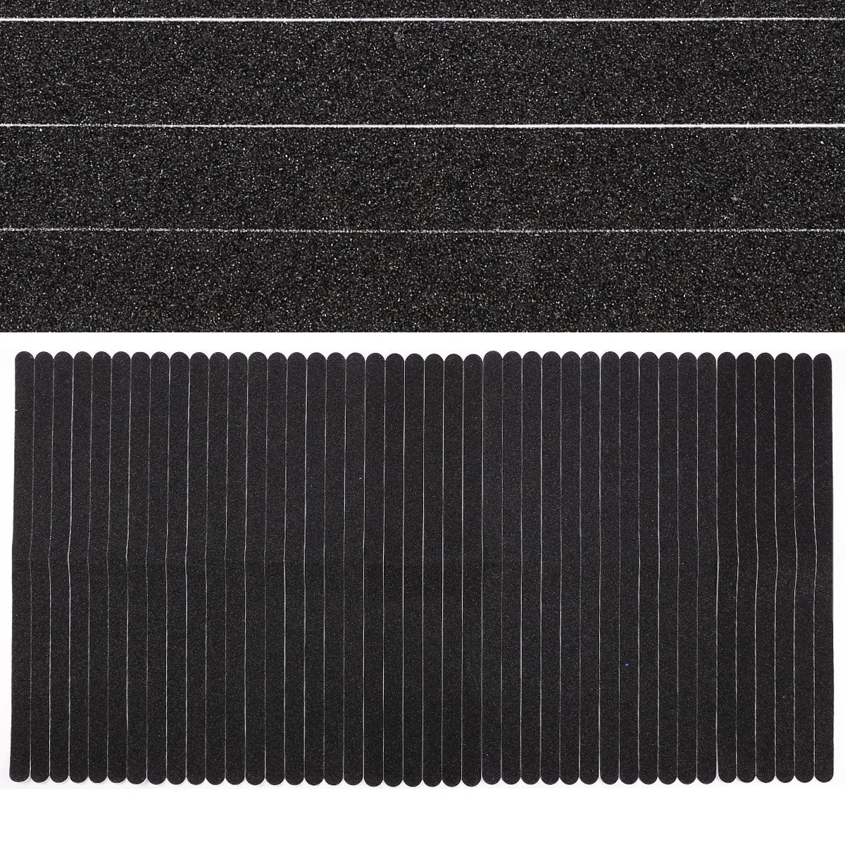 Anti Slip Floor Strips : Pieces anti slip bath floor grip stickers non