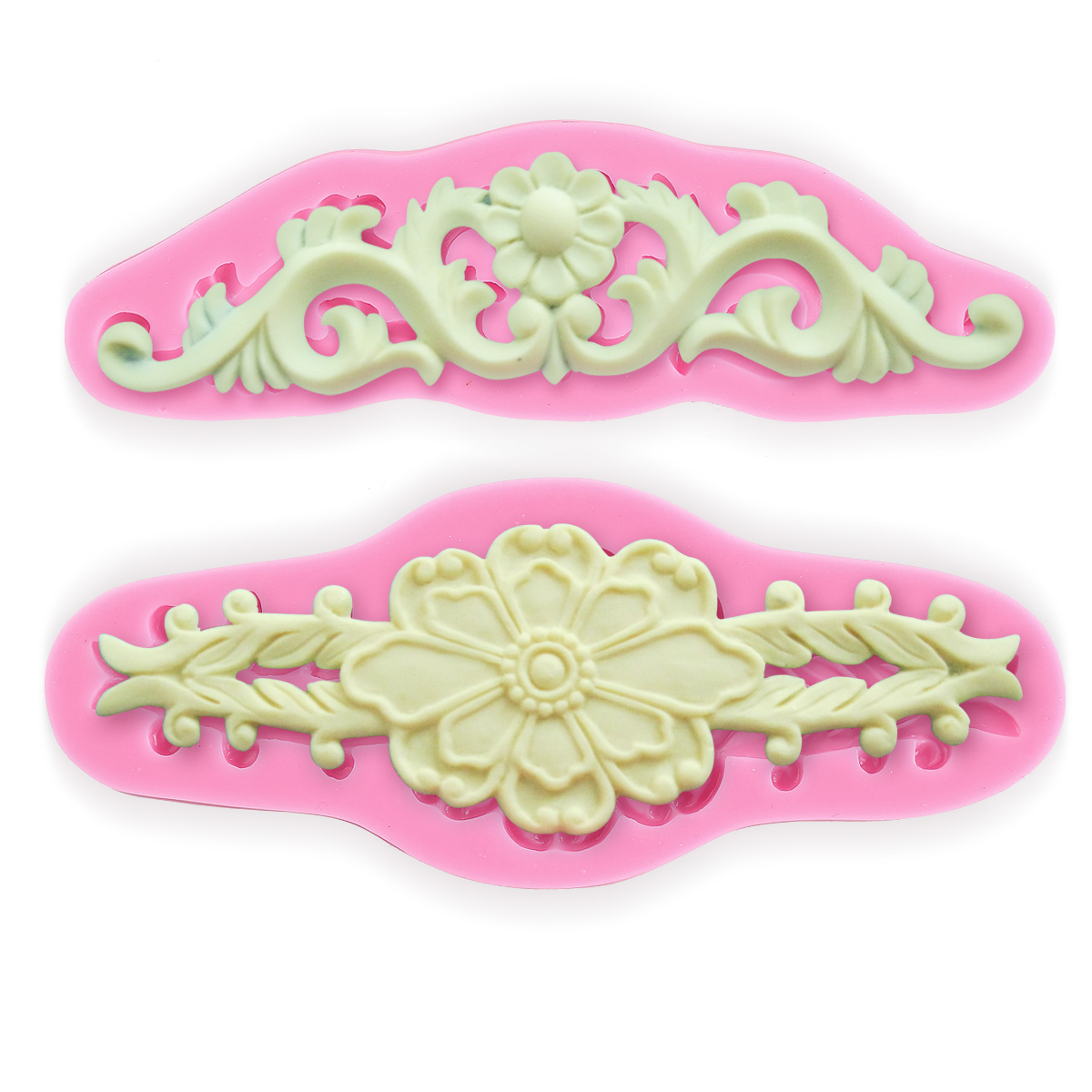Sugarcraft Moulds,Lace Silicone Mold,Cake Decorating Tool ...