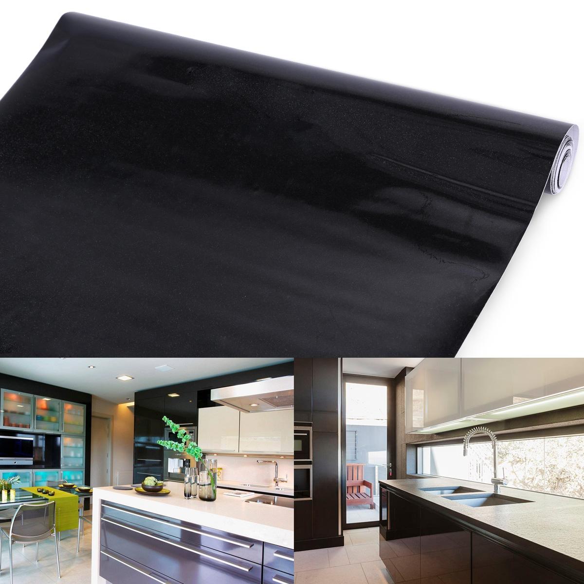 k chenfolie selbstklebefolie klebefolien f r fliesen k che m bel plotterfolie ebay. Black Bedroom Furniture Sets. Home Design Ideas