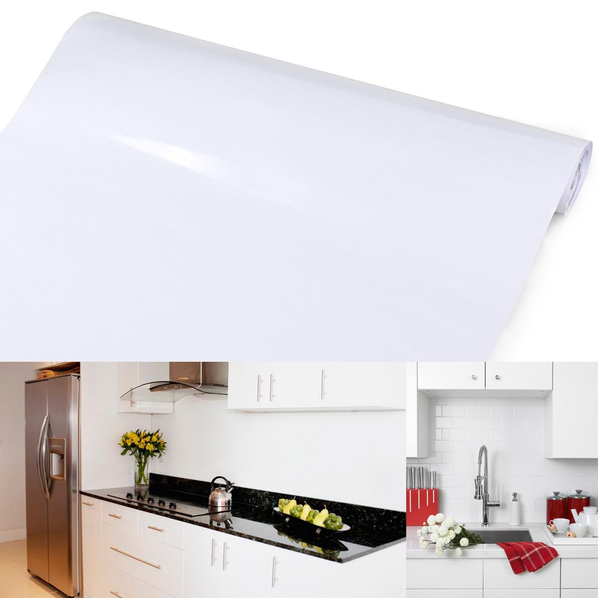 10mx 61cm wide Bathroom Kitchen Vinyl Tile Stickers covers ...
