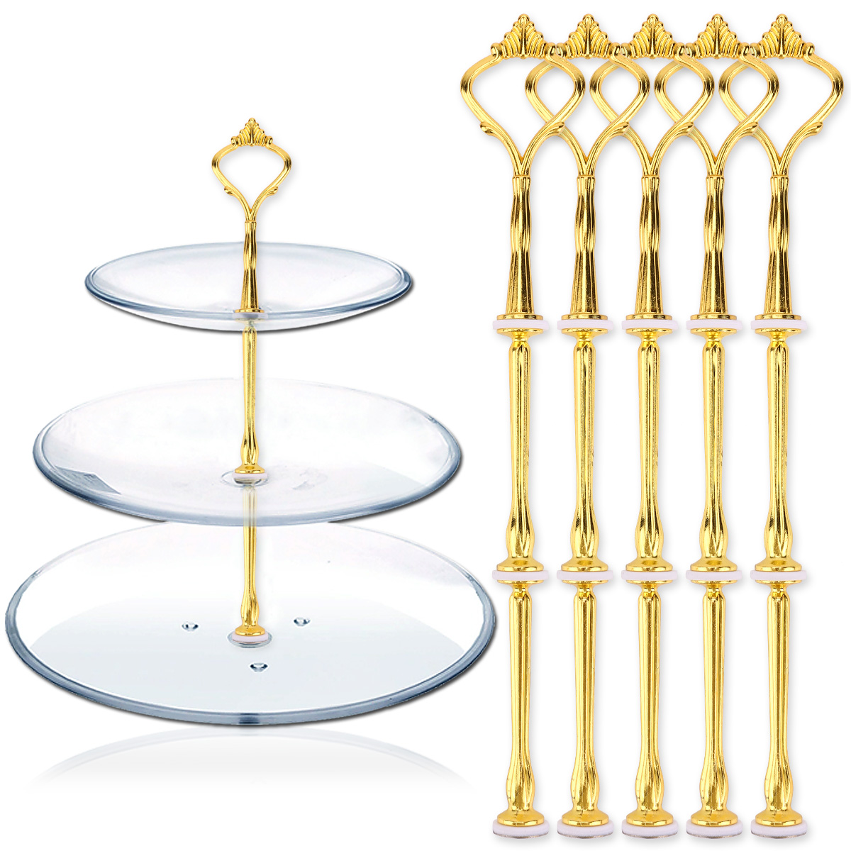 Image Result For Hite Cake Stand