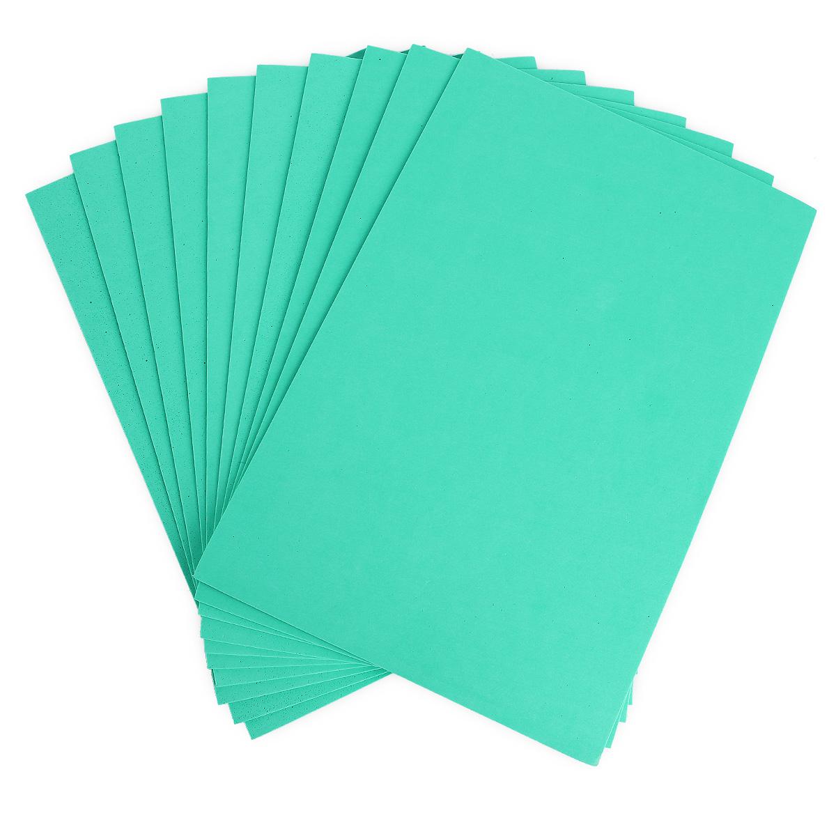 A4 funky foam sheet craft eva foam assorted colours for Soft foam sheets craft