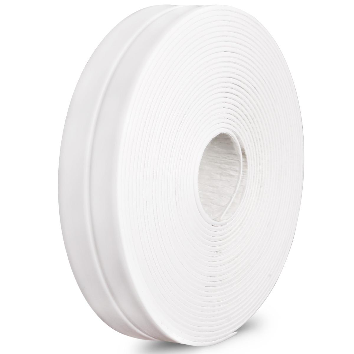 shower tray bath flexible waterproof seal strip 5 0. Black Bedroom Furniture Sets. Home Design Ideas
