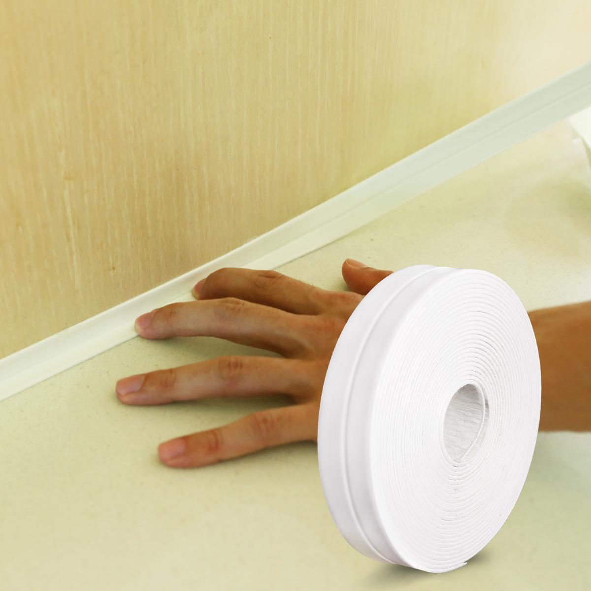 5m 2 2cm wannendichtband abdichtungsband dichtband fugenband f badewannen dusche ebay. Black Bedroom Furniture Sets. Home Design Ideas
