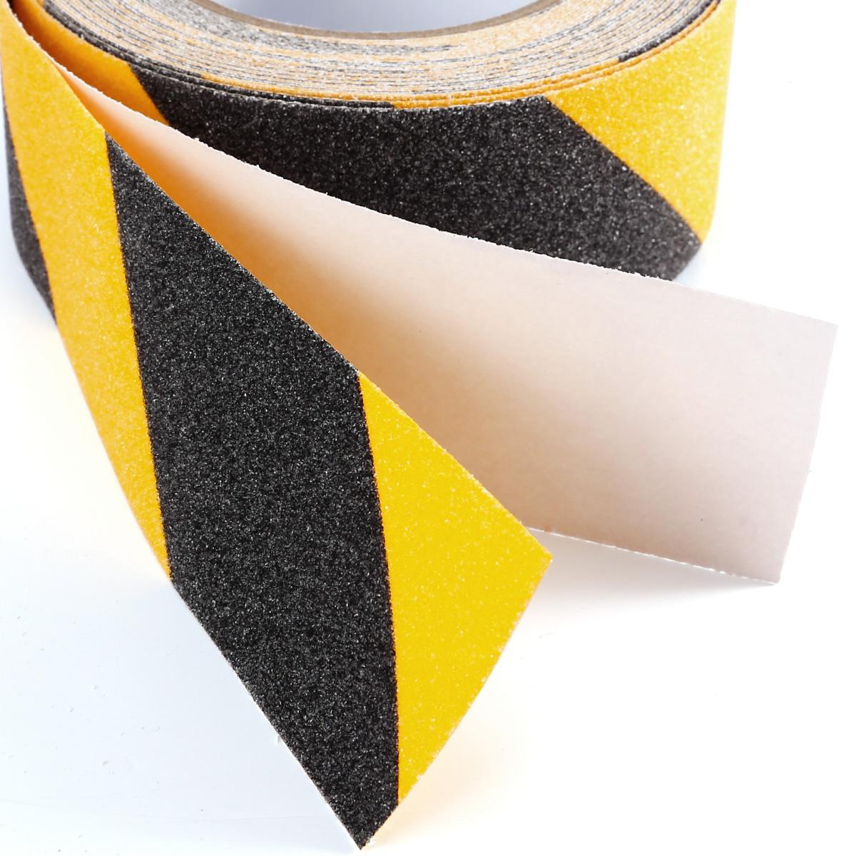 transparent schwarz gelb nachtleuchtend antirutschband klebeband treppe stufe ebay. Black Bedroom Furniture Sets. Home Design Ideas