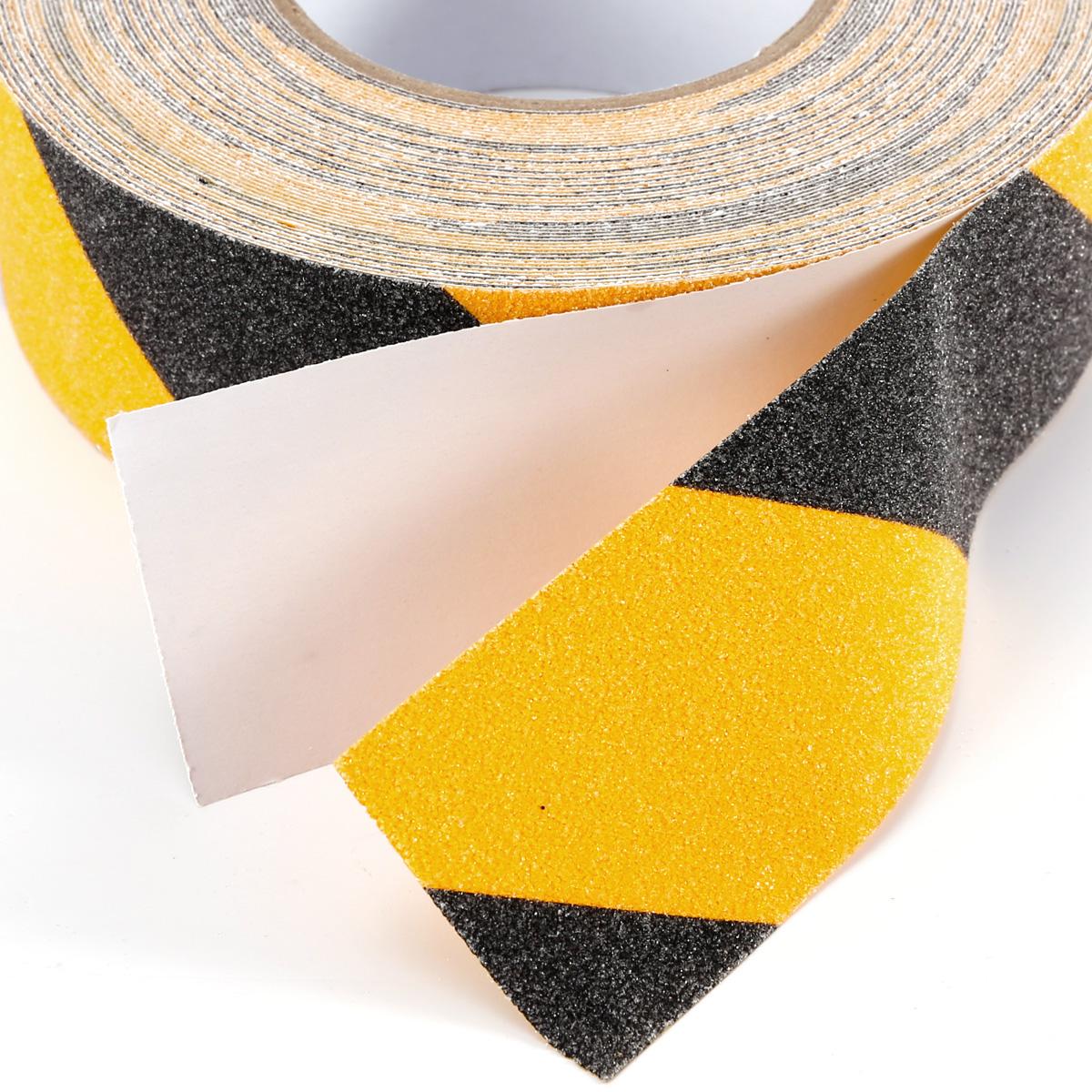 20m x 50mm schwarz gelb antirutschband klebeband boot treppe stufe wohnung ebay. Black Bedroom Furniture Sets. Home Design Ideas