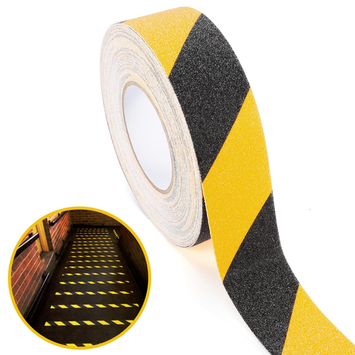 transparent schwarz gelb nachtleuchtend antirutschband klebeband treppe auswahl ebay. Black Bedroom Furniture Sets. Home Design Ideas