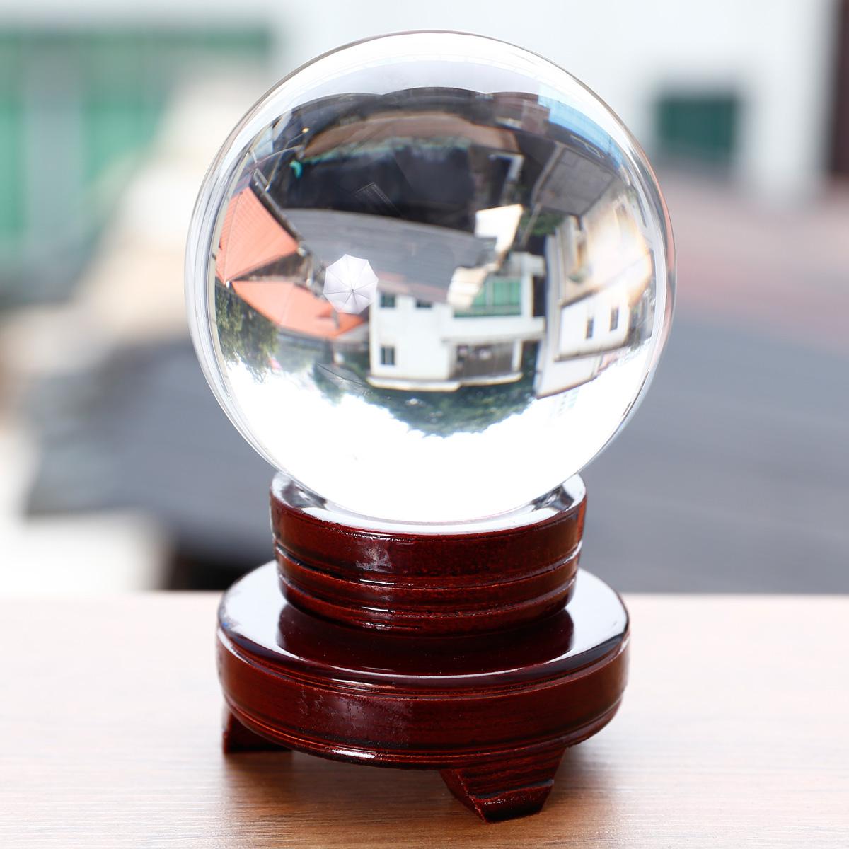 Asian Rare Natural Quartz Clear Magic Crystal Healing Ball ...